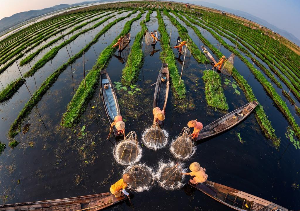 Lac buoc o Myanmar - vung dat don tim du khach hinh anh 12