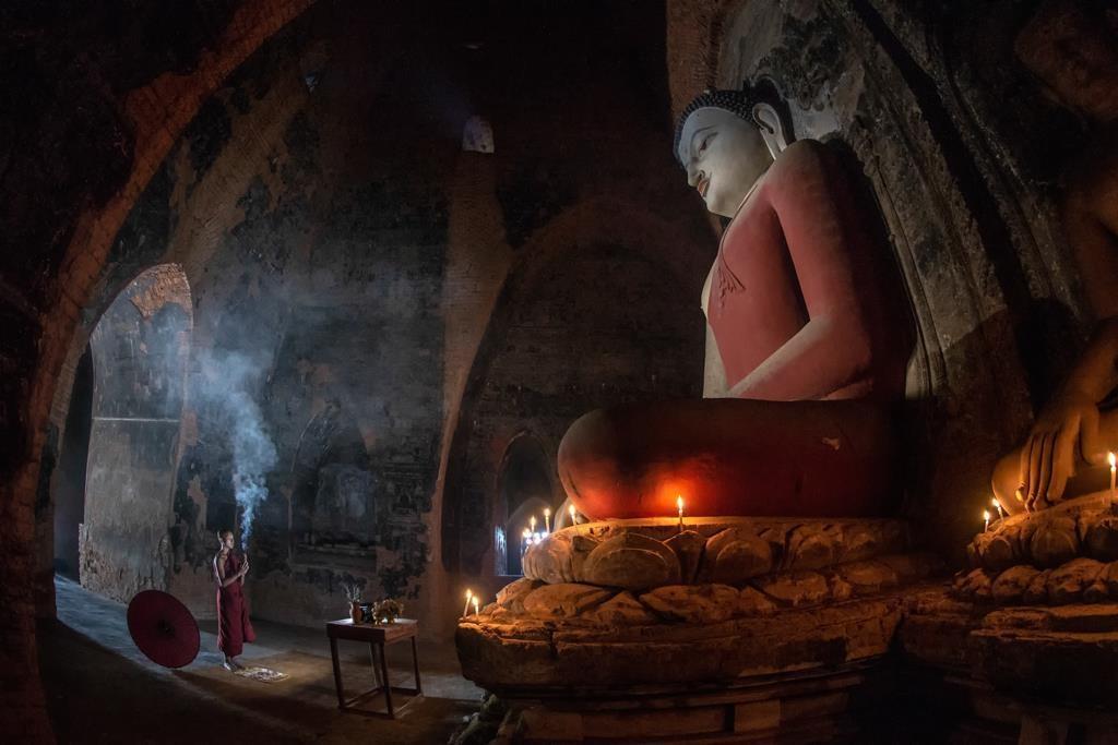 Lac buoc o Myanmar - vung dat don tim du khach hinh anh 9