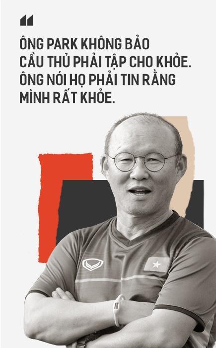 Park Hang-seo: Nang tam bong da Viet Nam anh 6