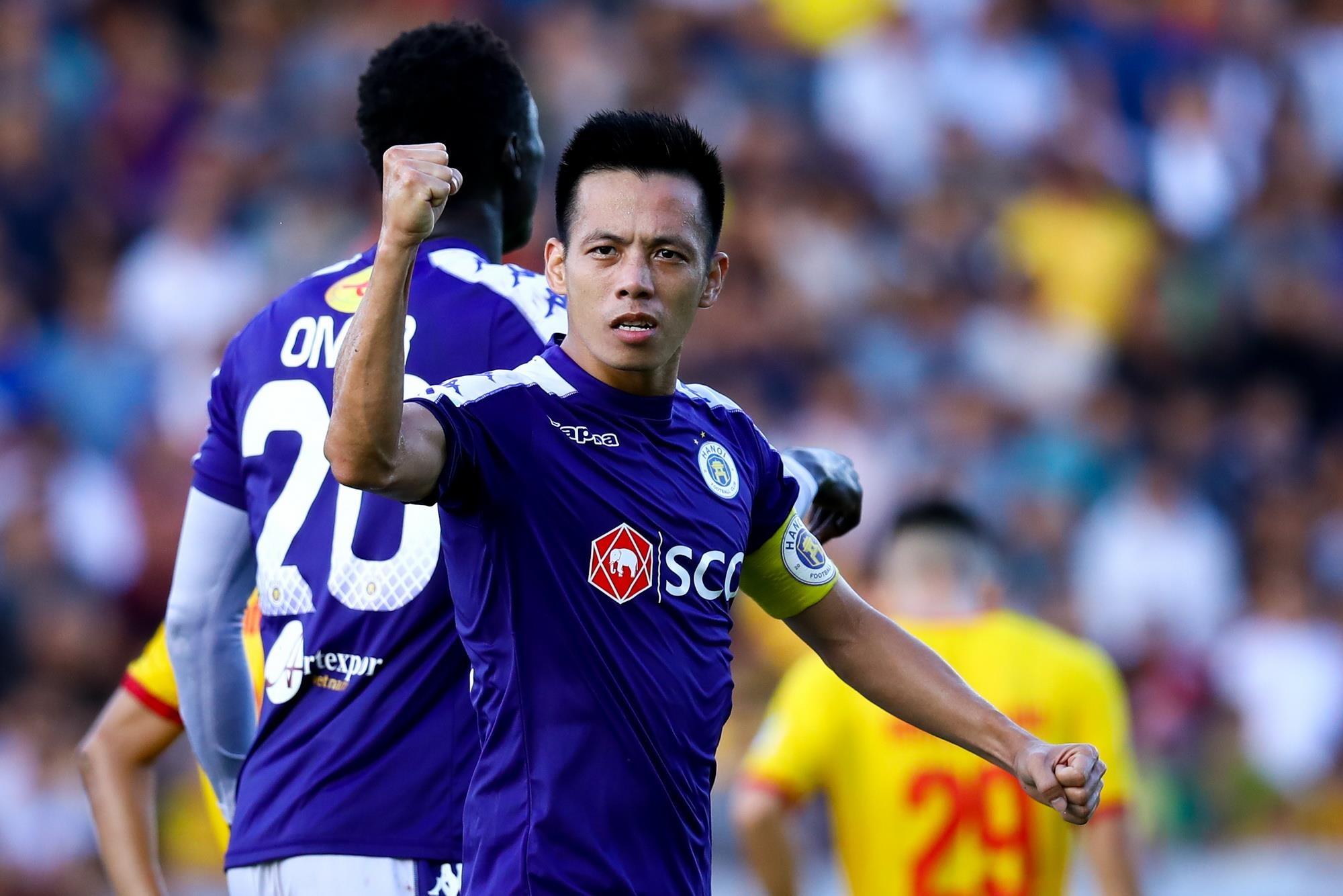 CLB Ha Noi Quang Hai anh 2