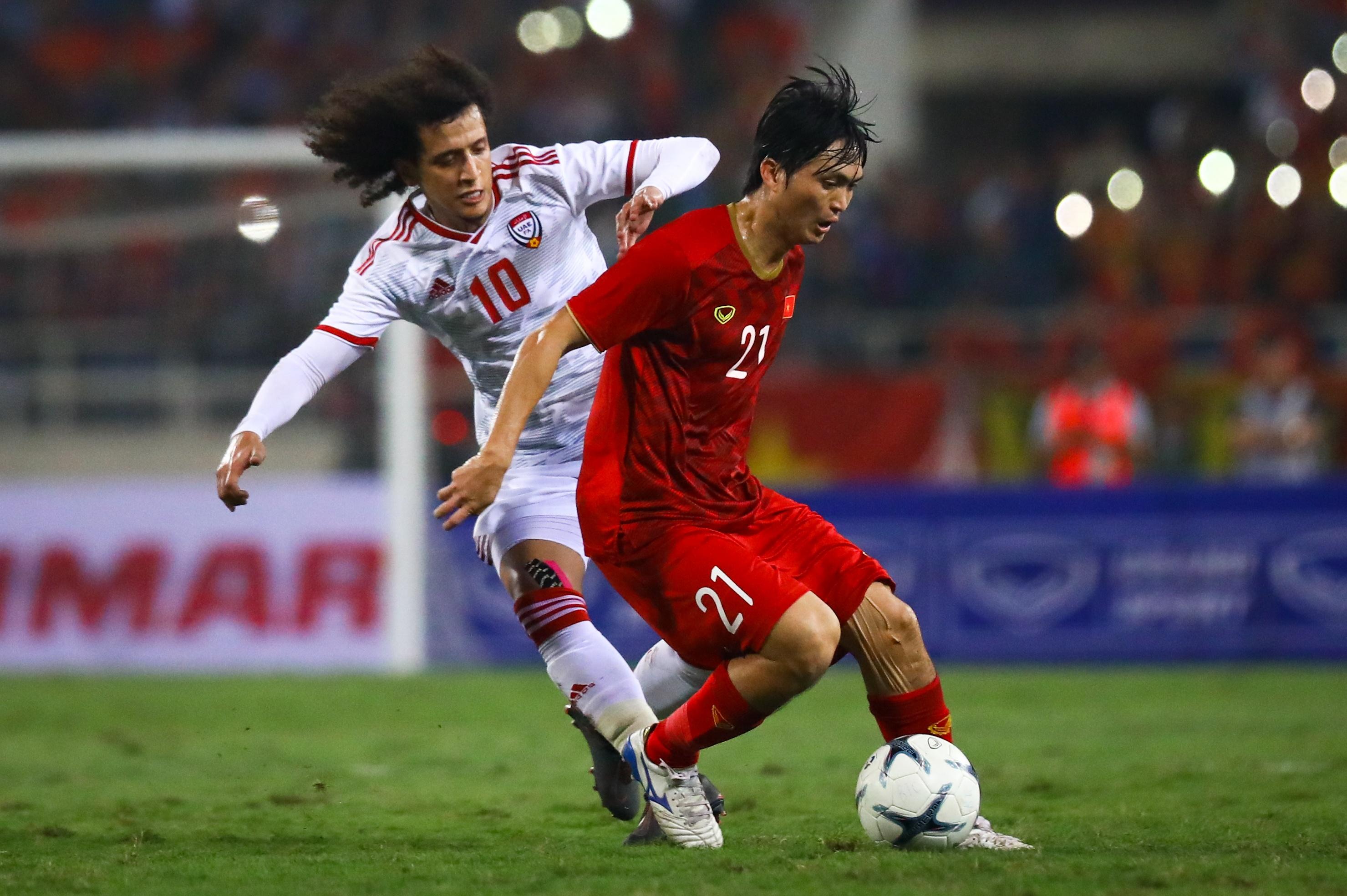 Tuyen Viet Nam Park Hang-seo anh 1