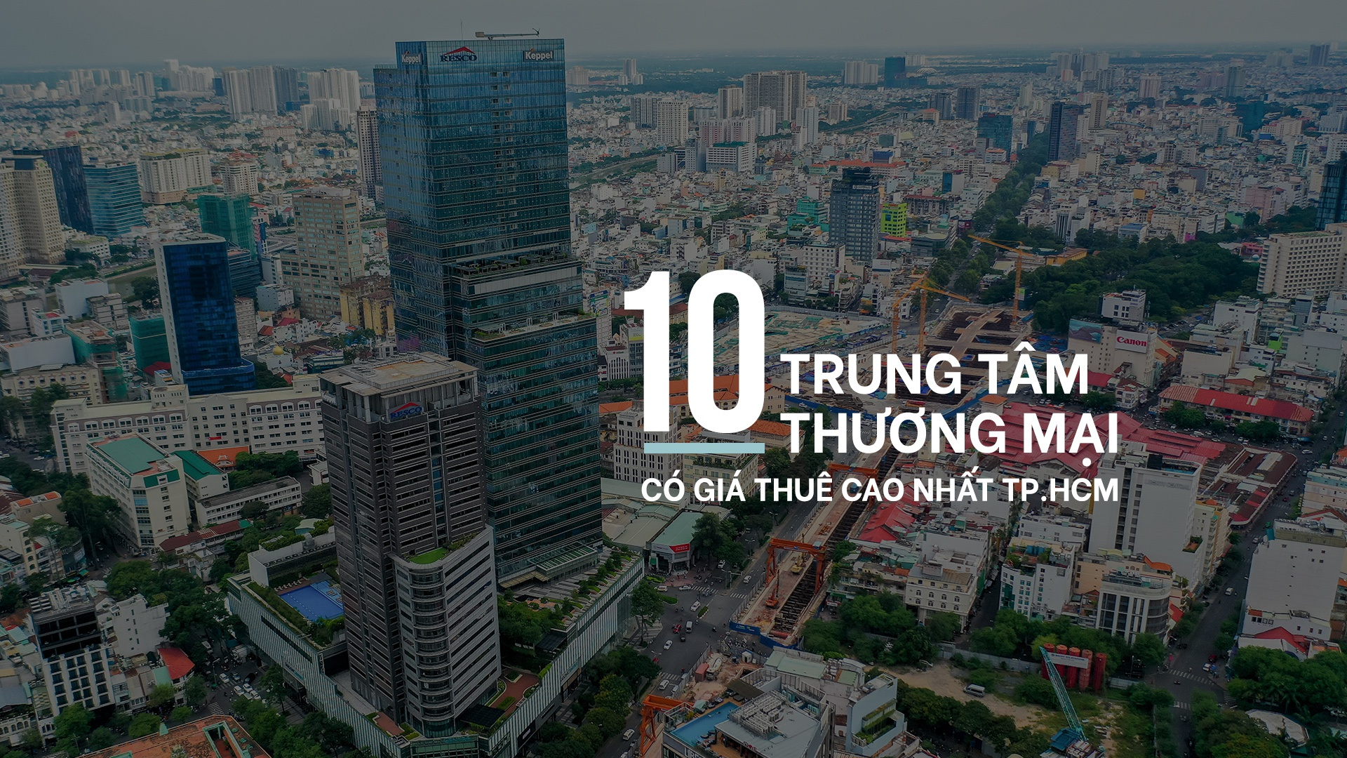 trung tam thuong mai co gia thue dat nhat TP.HCM anh 1