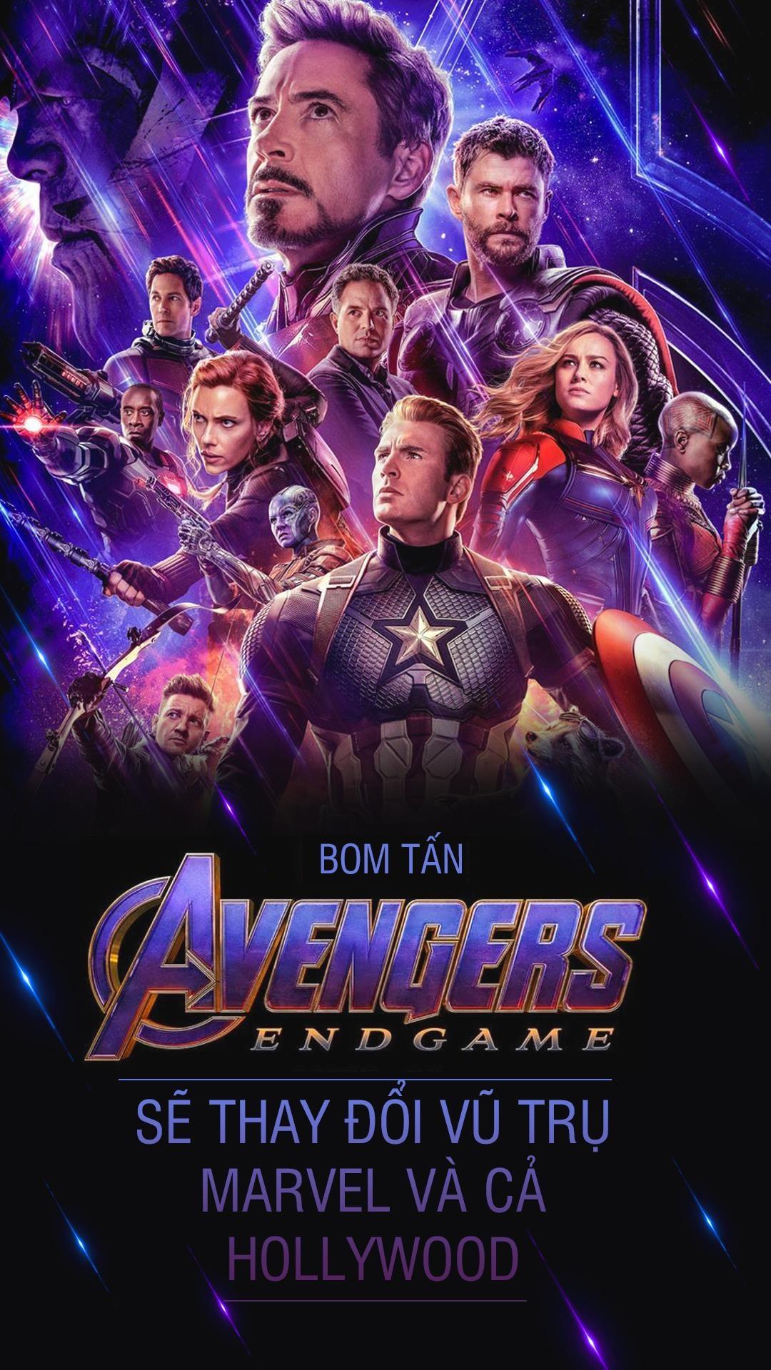 Phim Avengers: Endgame anh 1