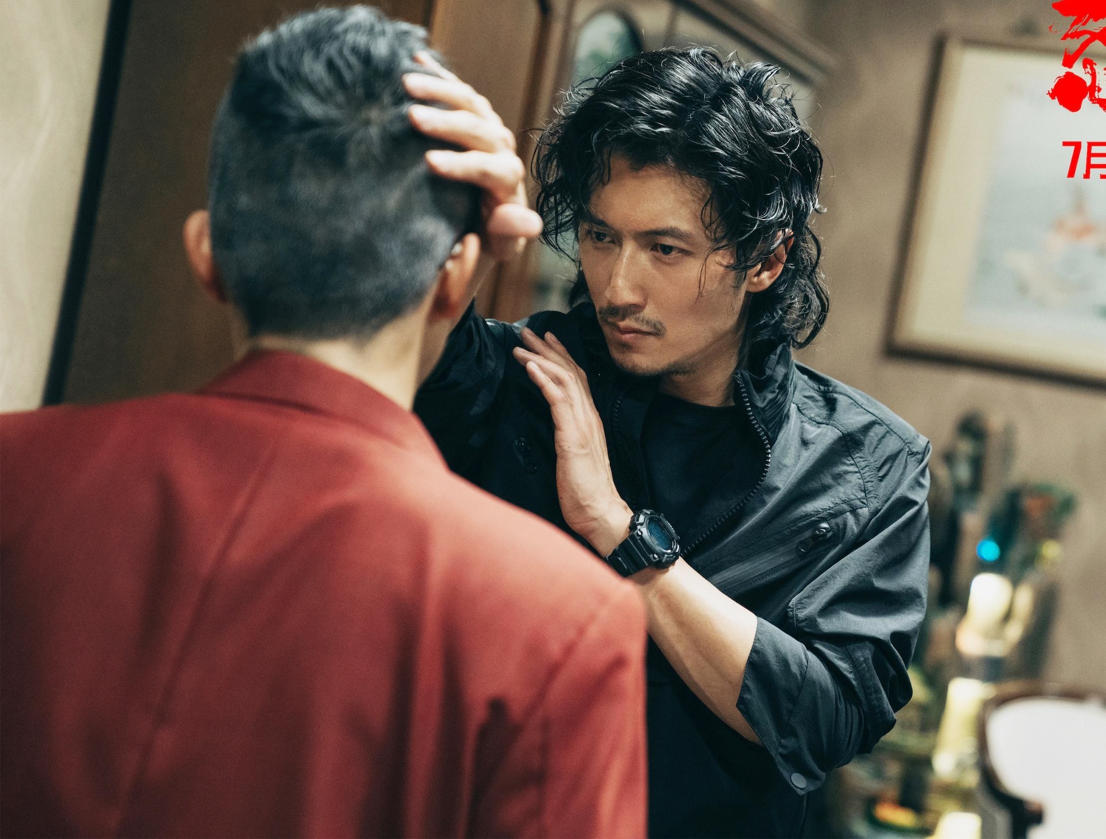 Ta Dinh Phong trong phim No hoa anh 3