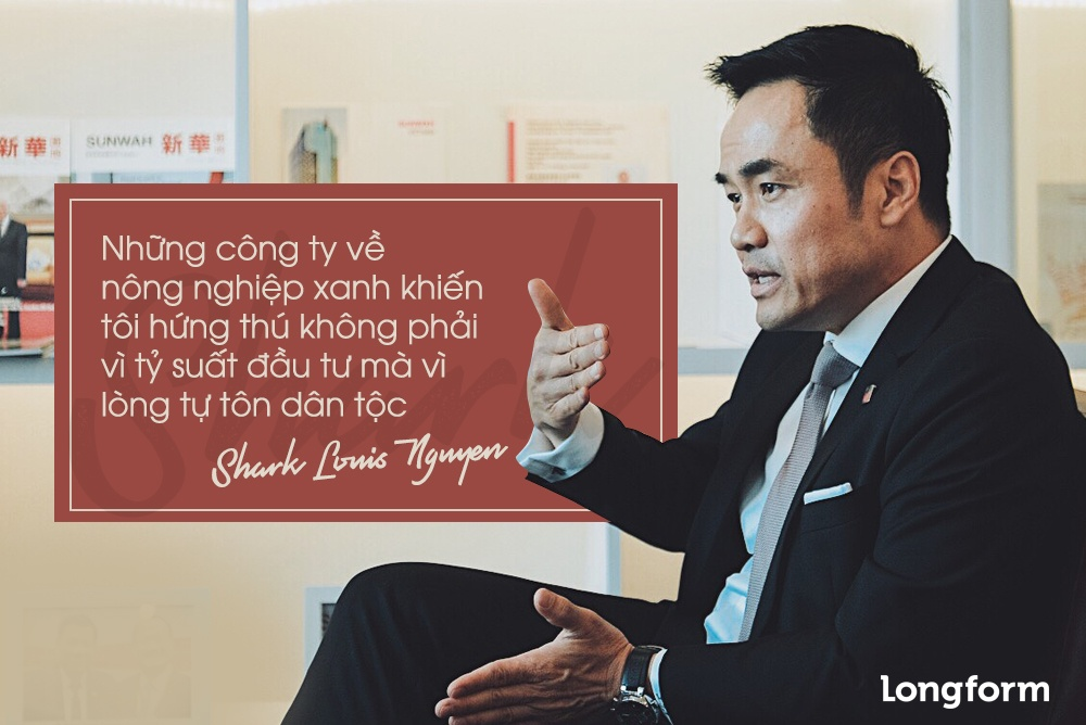 Shark Louis Nguyen: O Viet Nam, nhieu ban tre hung len la khoi nghiep hinh anh 10