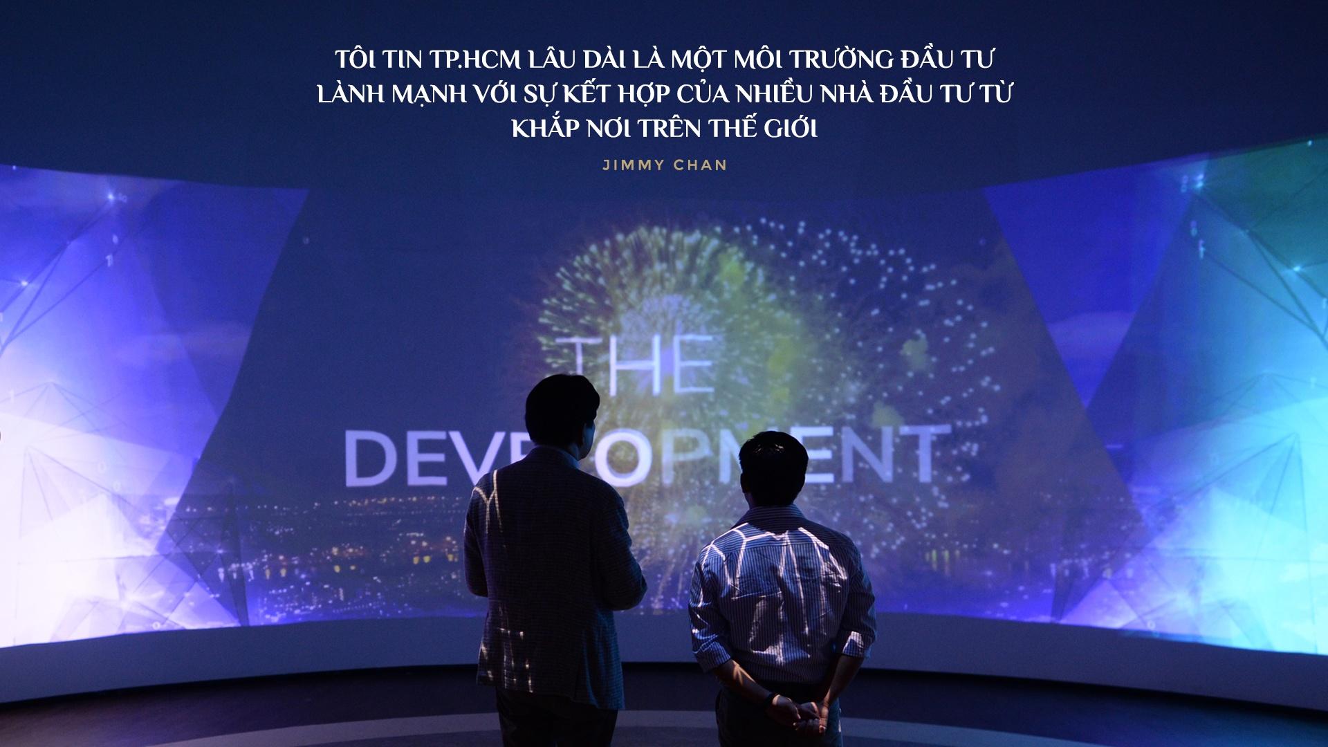 CEO Alpha King: 'TP.HCM se nhu Thuong Hai' hinh anh 13