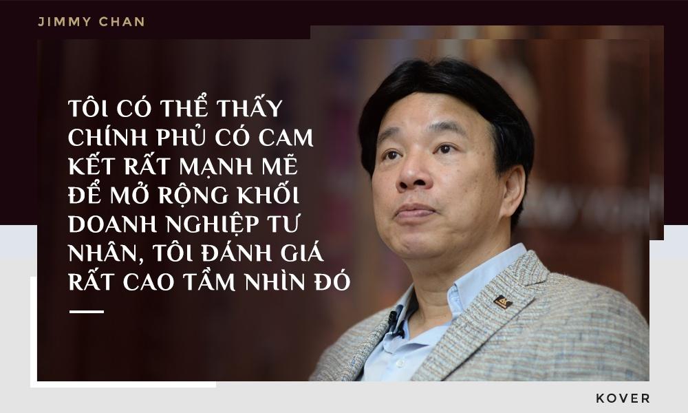 CEO Alpha King: 'TP.HCM se nhu Thuong Hai' hinh anh 6