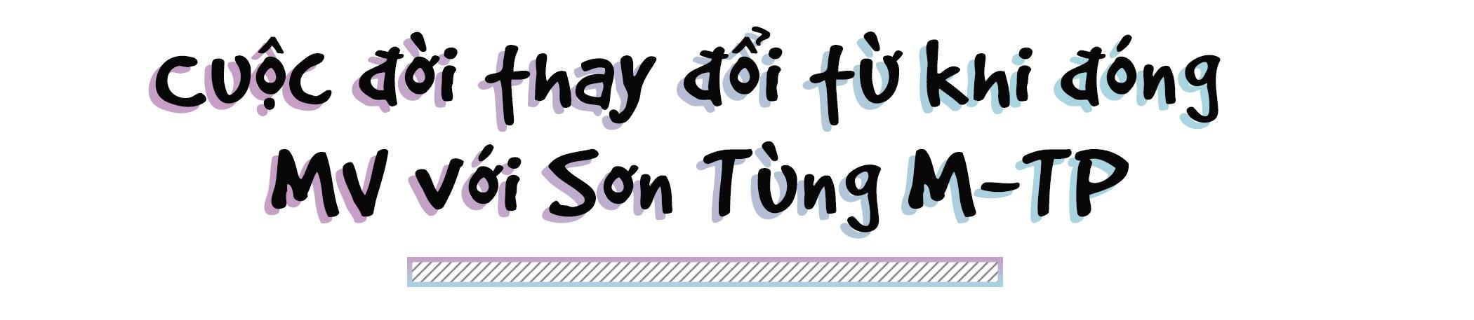 Cara: Minh se vuot qua cai bong 'ban gai Son Tung M-TP' hinh anh 5