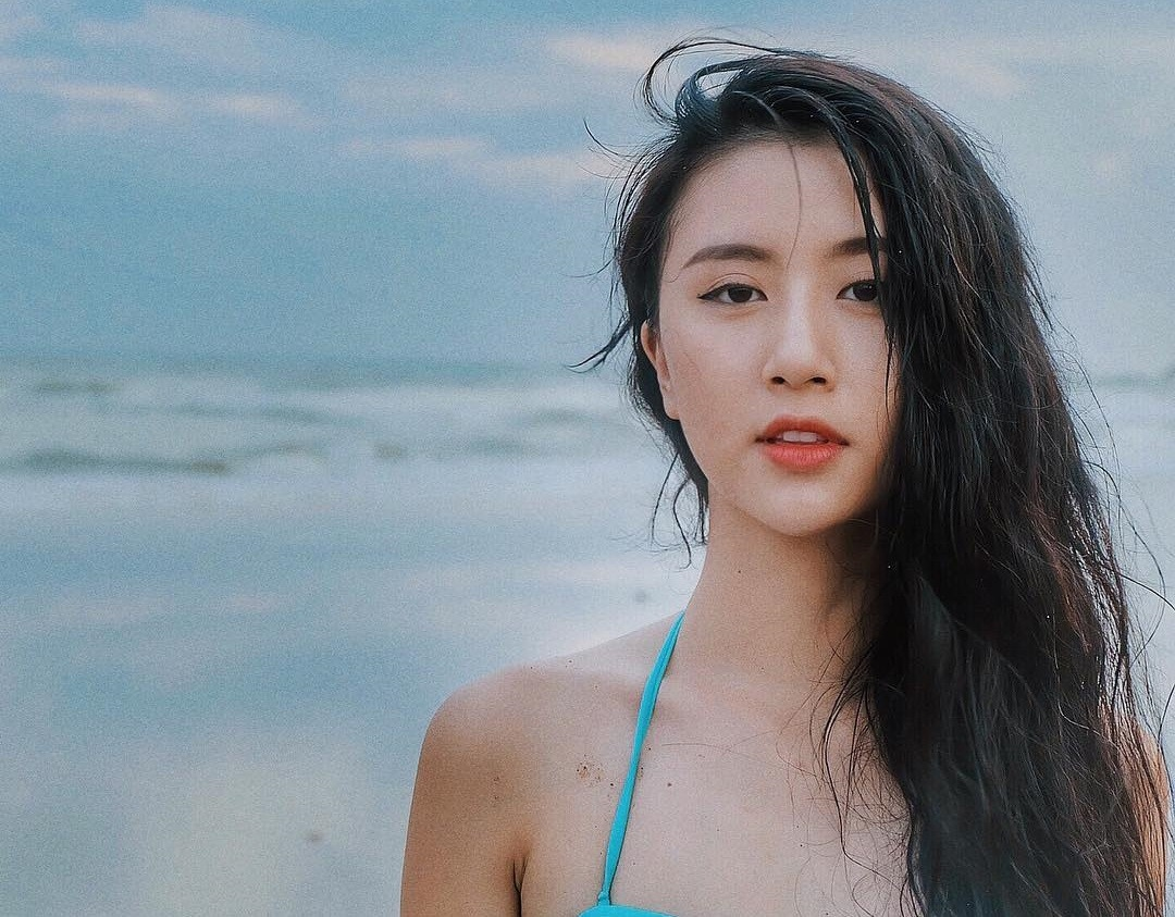 Hot girl Viet nao co thay doi an tuong nhat nam 2017? hinh anh 6