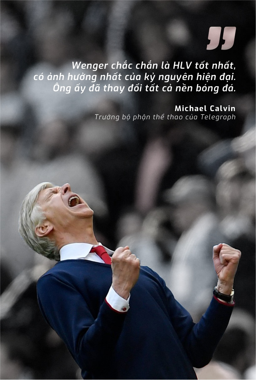 Wenger va Arsenal: Den vi dinh menh, gan bo vi tinh yeu hinh anh 13