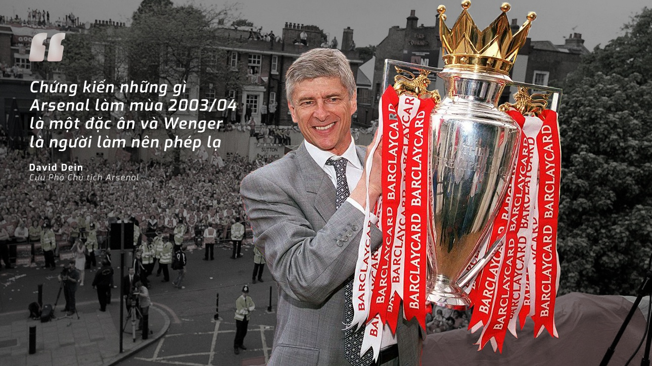 Wenger va Arsenal: Den vi dinh menh, gan bo vi tinh yeu hinh anh 11