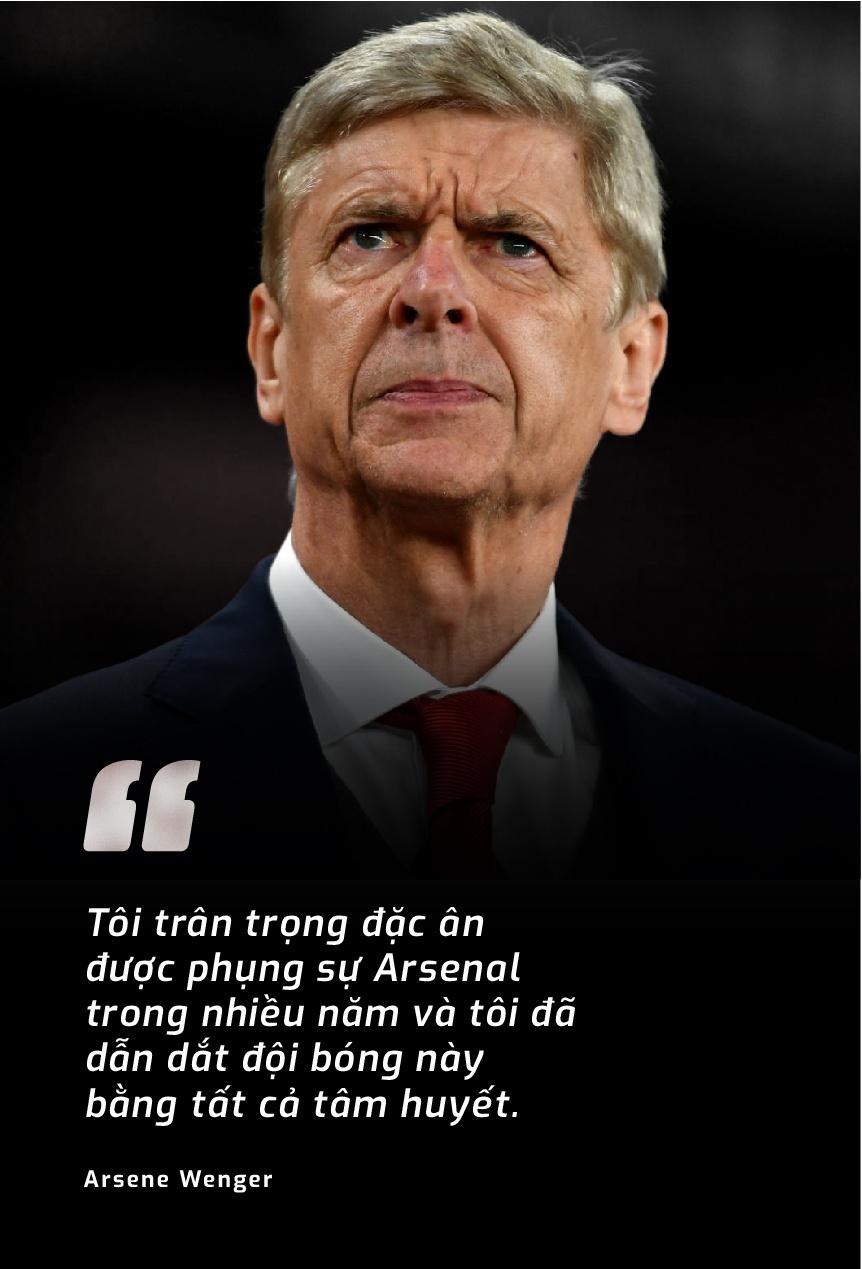 Wenger va Arsenal: Den vi dinh menh, gan bo vi tinh yeu hinh anh 15