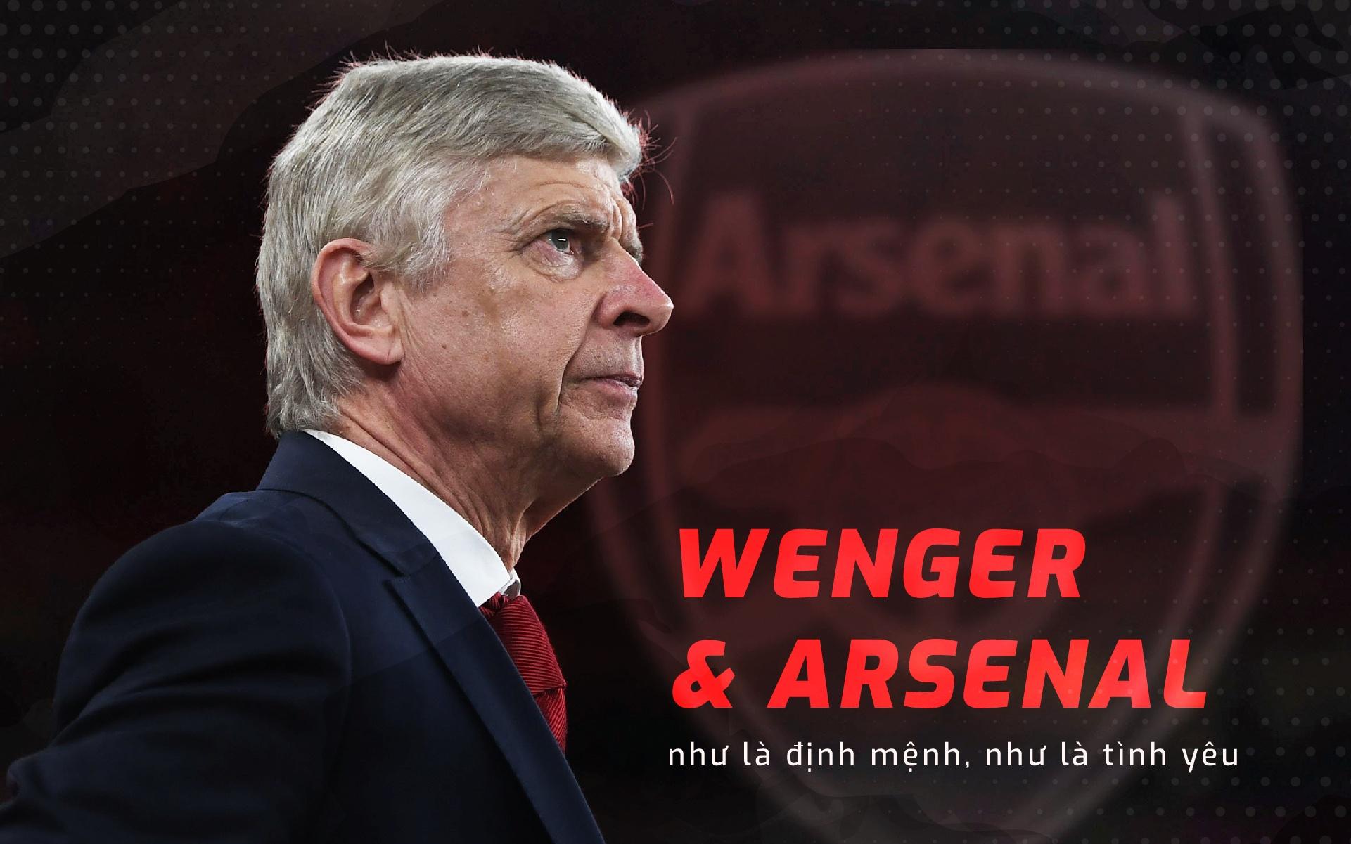 Wenger va Arsenal: Den vi dinh menh, gan bo vi tinh yeu hinh anh 2