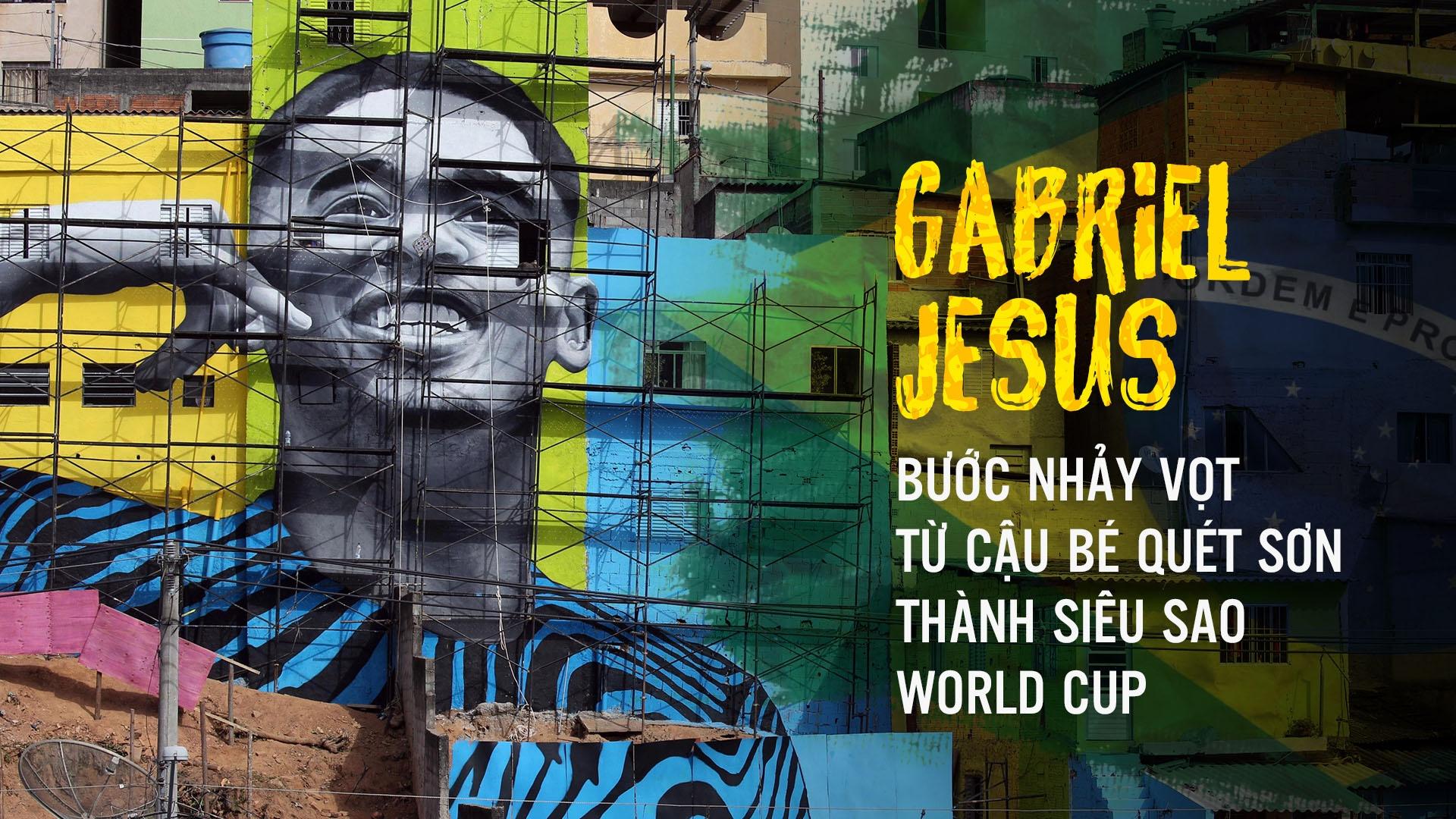 Gabriel Jesus - buoc nhay vot tu cau be quet son thanh sao World Cup hinh anh 2