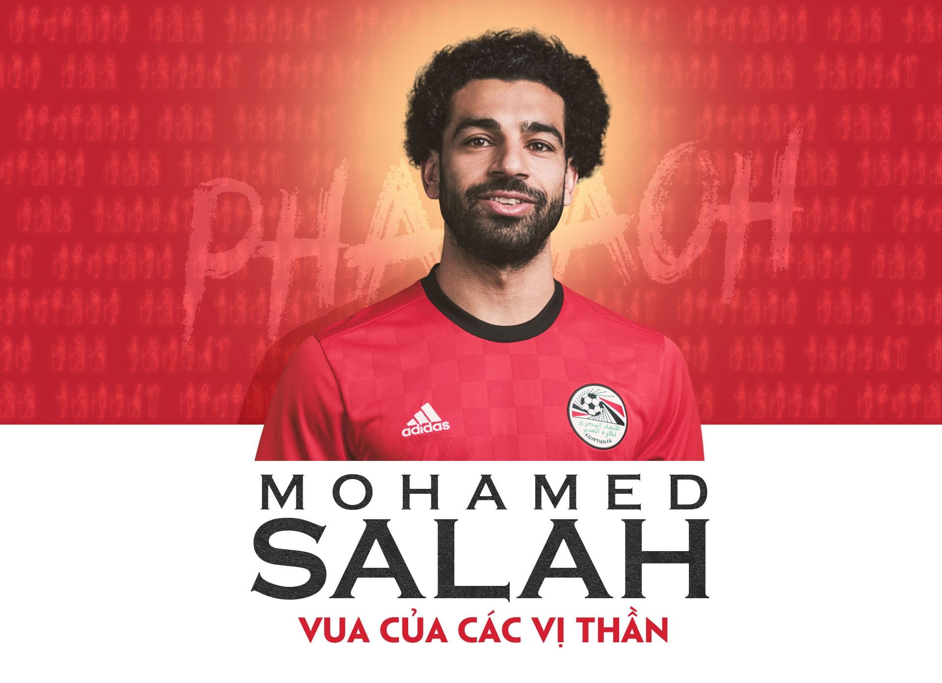 Mohamed Salah - Vua cua cac vi than hinh anh 2
