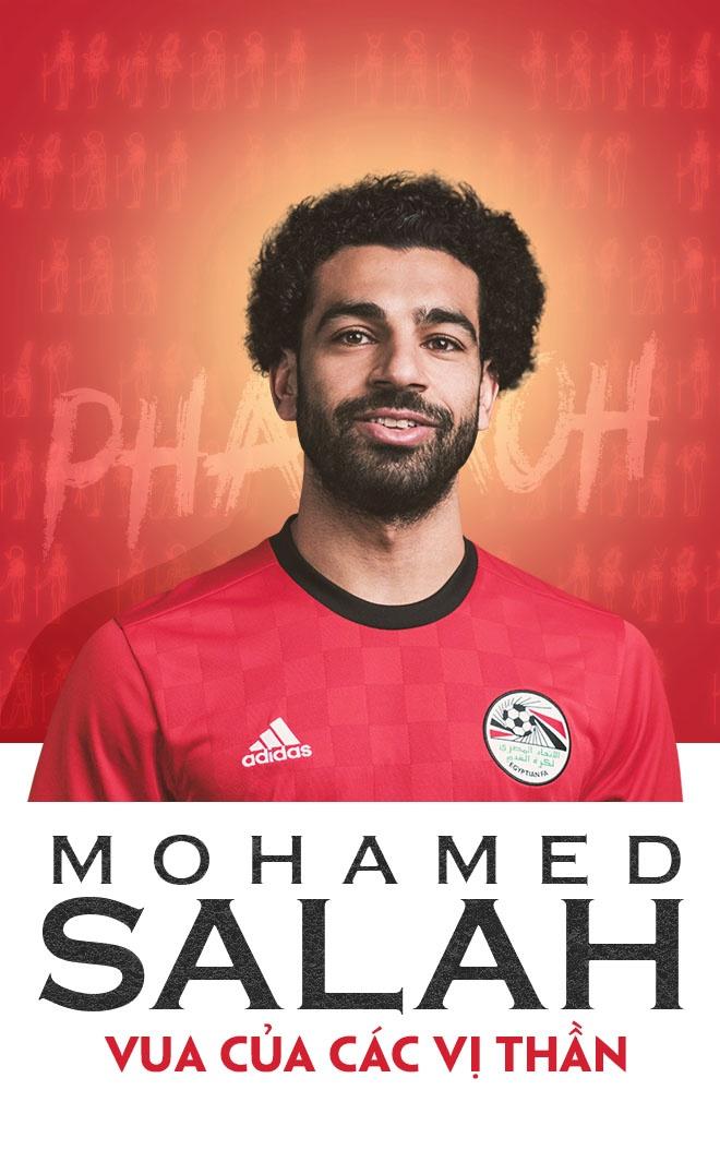 Mohamed Salah - Vua cua cac vi than hinh anh 1