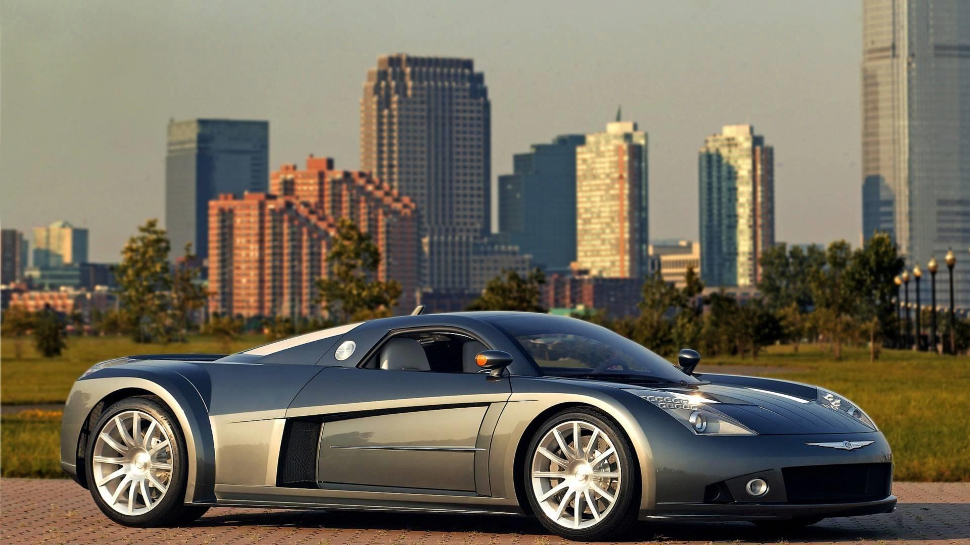 ME Four-Twelve là mẫu concept đáng chú ý nhất trong giai đoạn Chrysler hợp tác vớiDaimler-Benz.