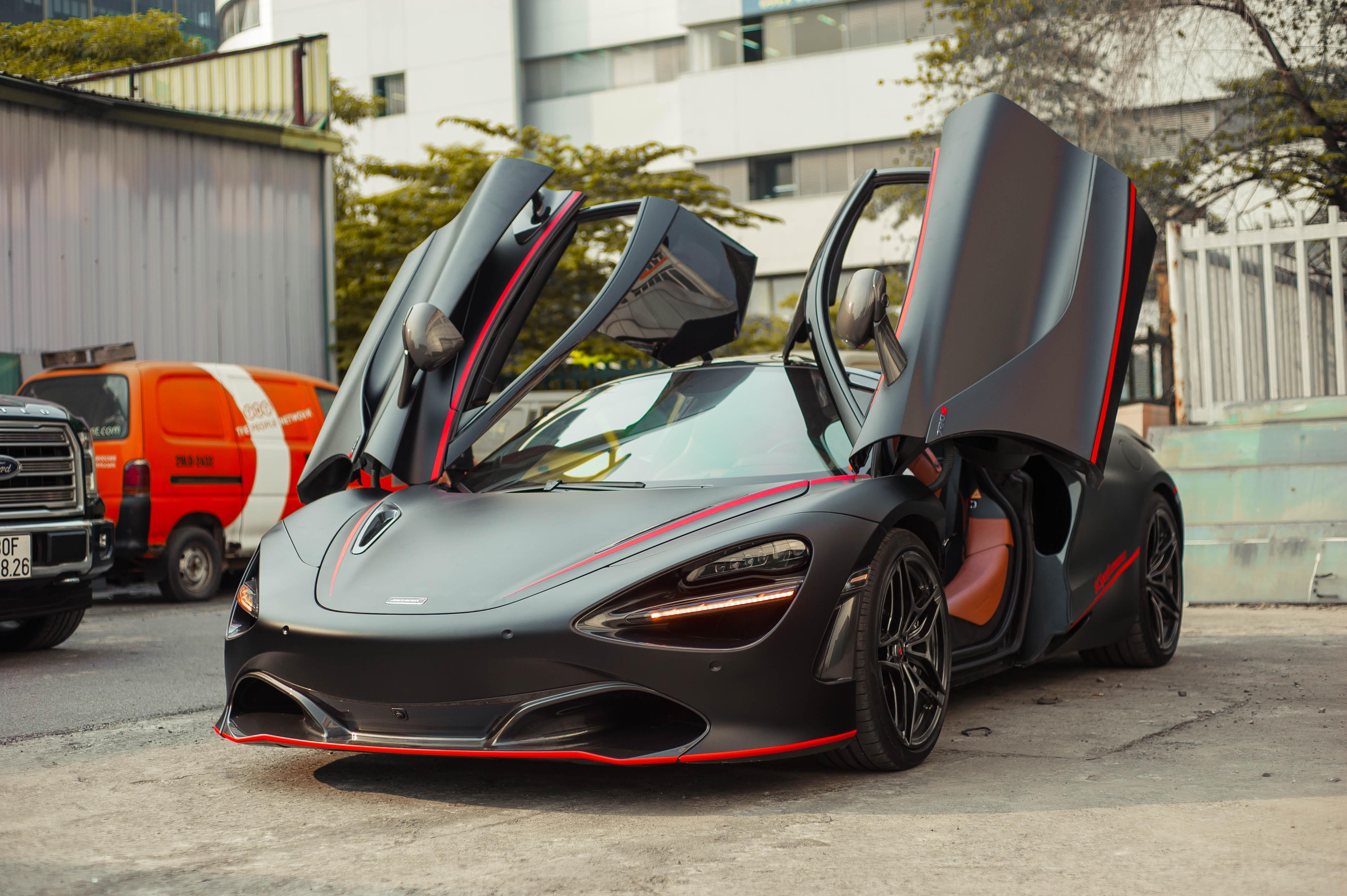 McLaren 720S dau tien ve VN rao 11 ty, ha nua gia sau 2 nam lan banh hinh anh 30