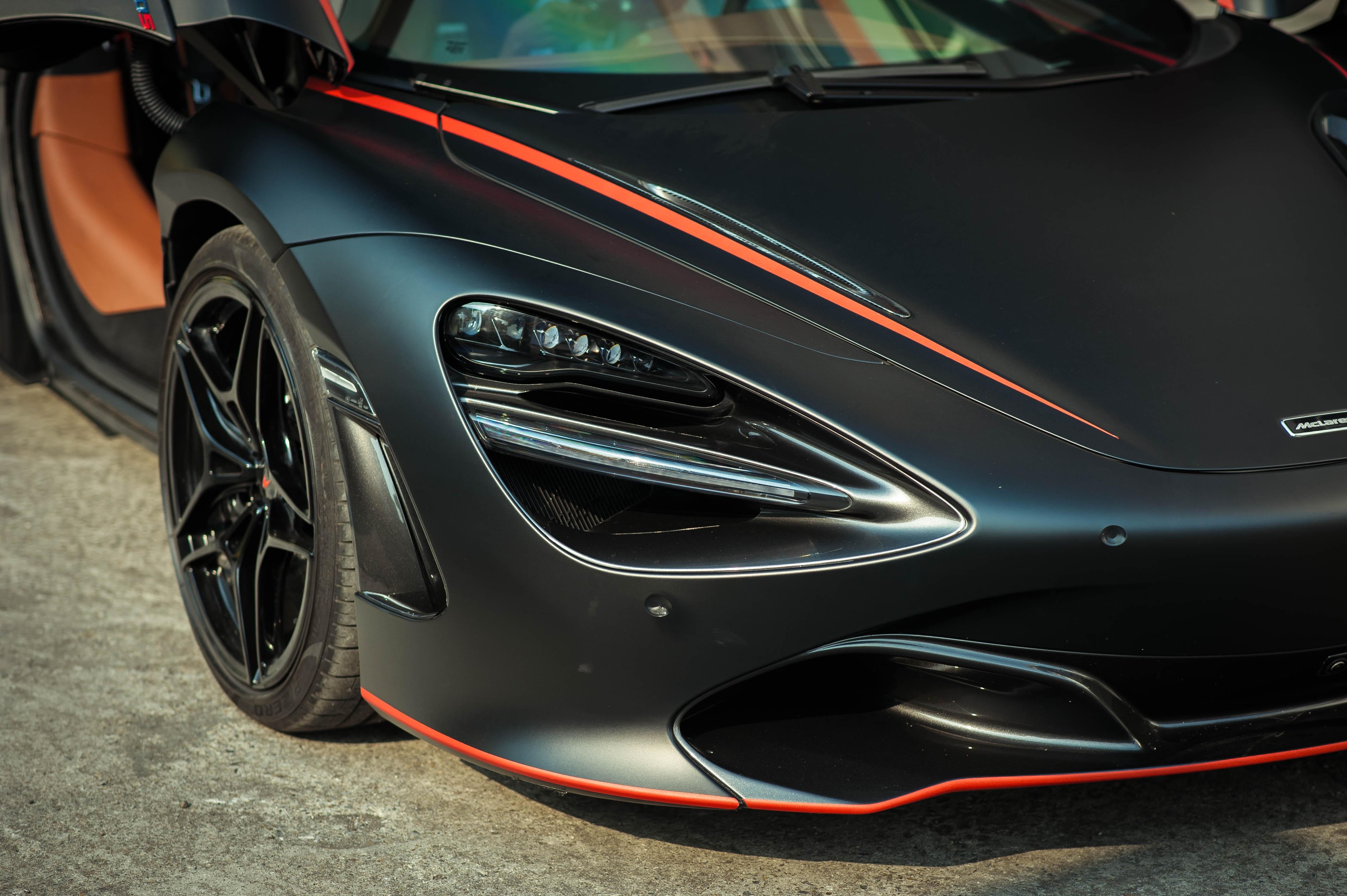 McLaren 720S dau tien Viet Nam lot xac anh 11