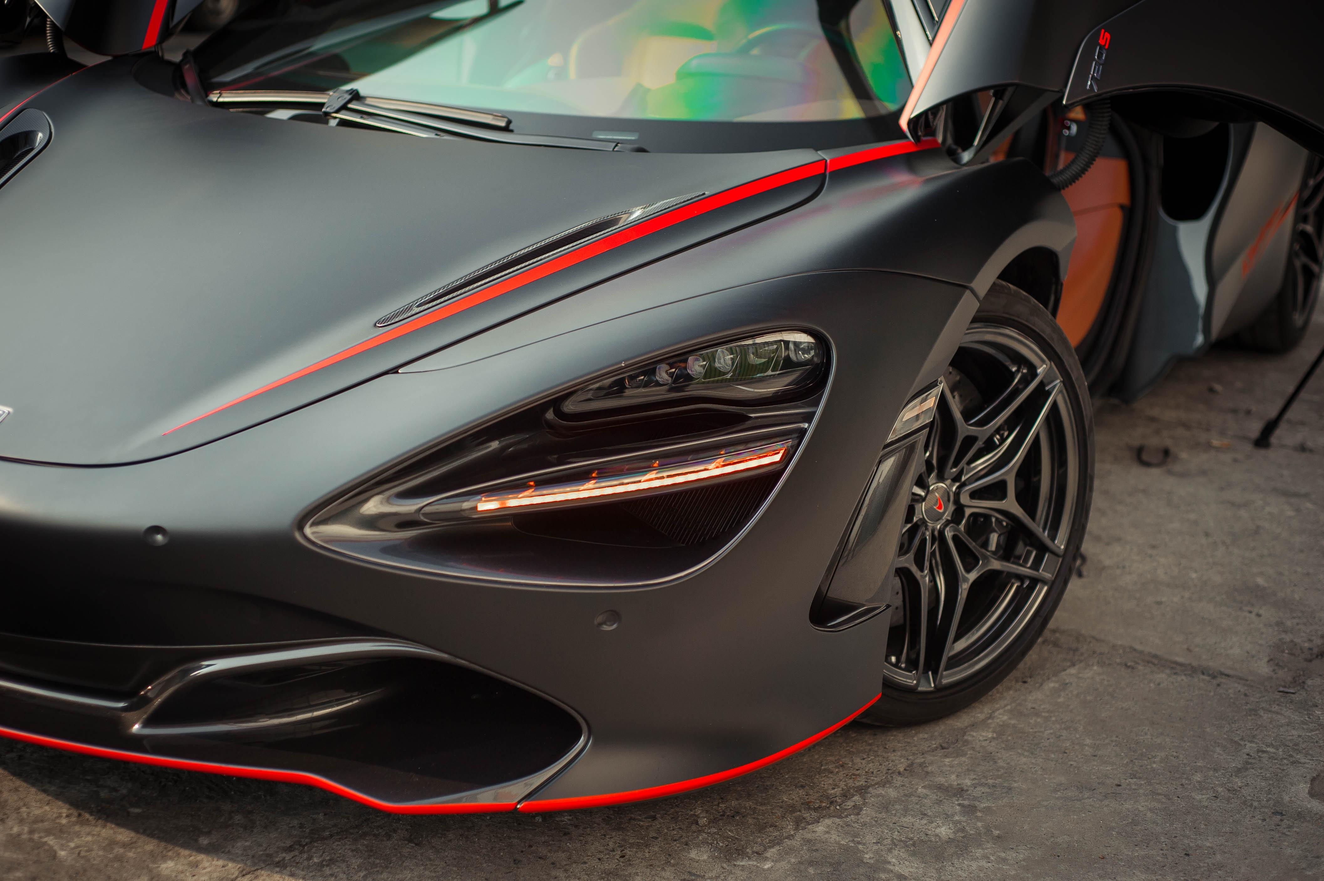 McLaren 720S dau tien Viet Nam lot xac anh 21