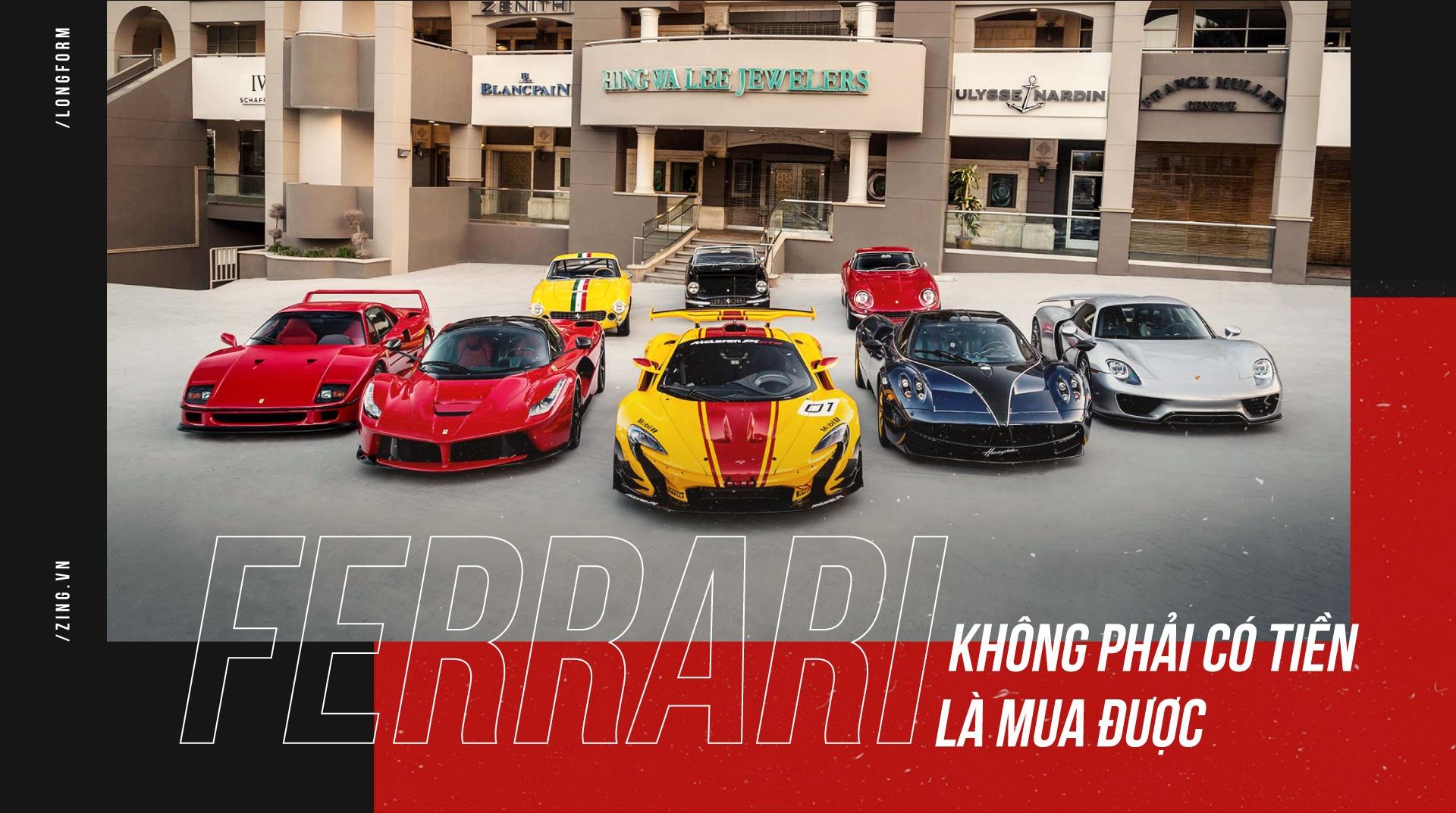 Ferrari - khong phai co tien la mua duoc anh 2