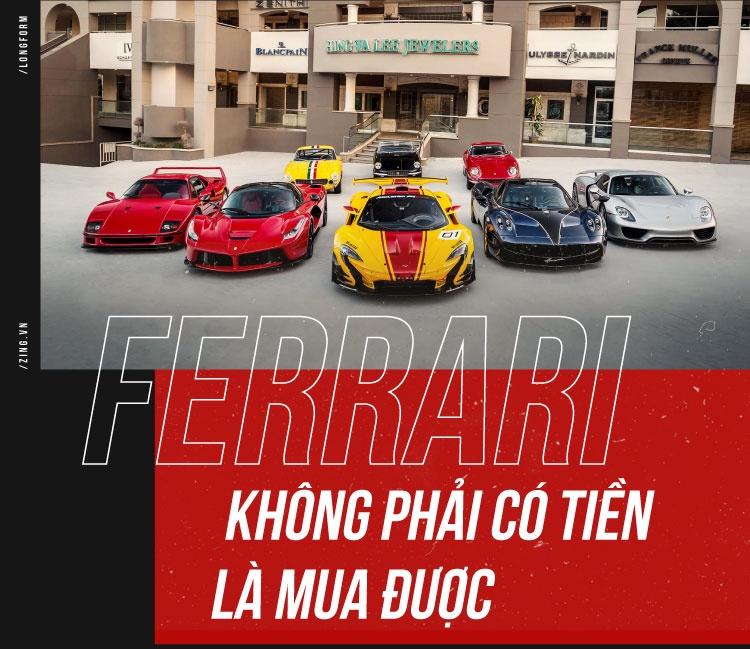 Ferrari - khong phai co tien la mua duoc anh 1