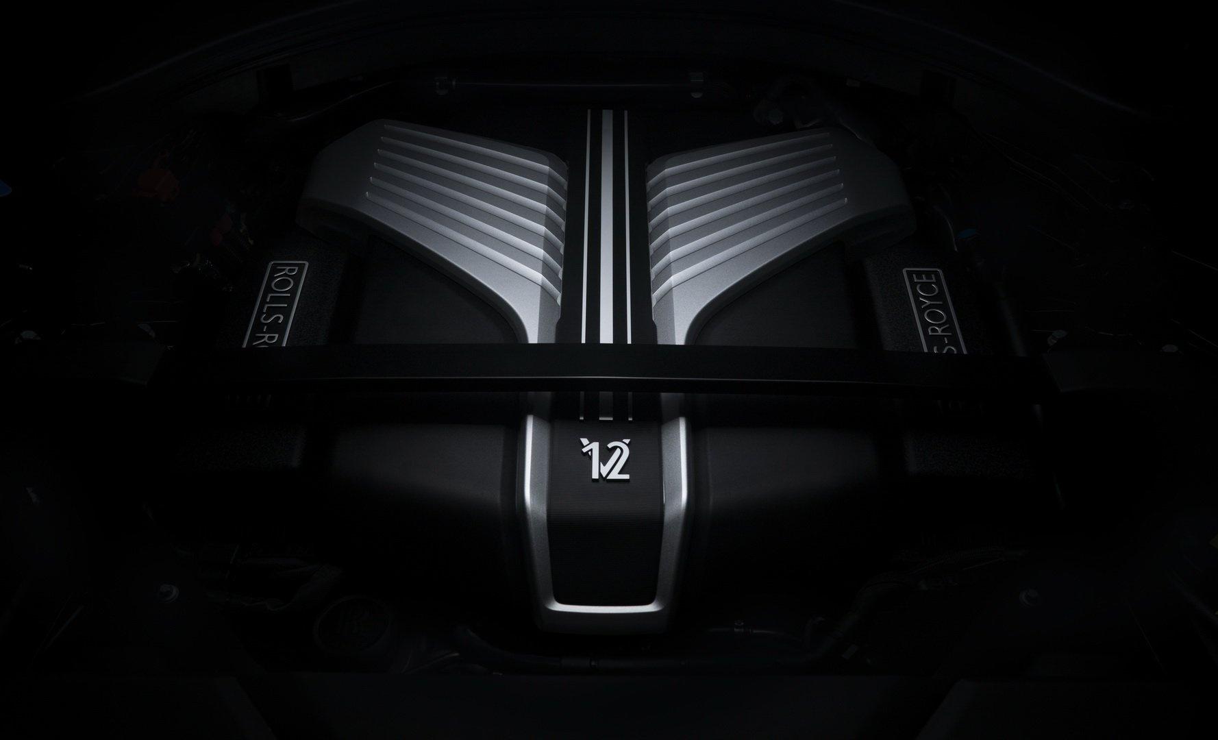 SUV sieu sang cua Rolls-Royce ban dac biet Black Badge ra mat hinh anh 20