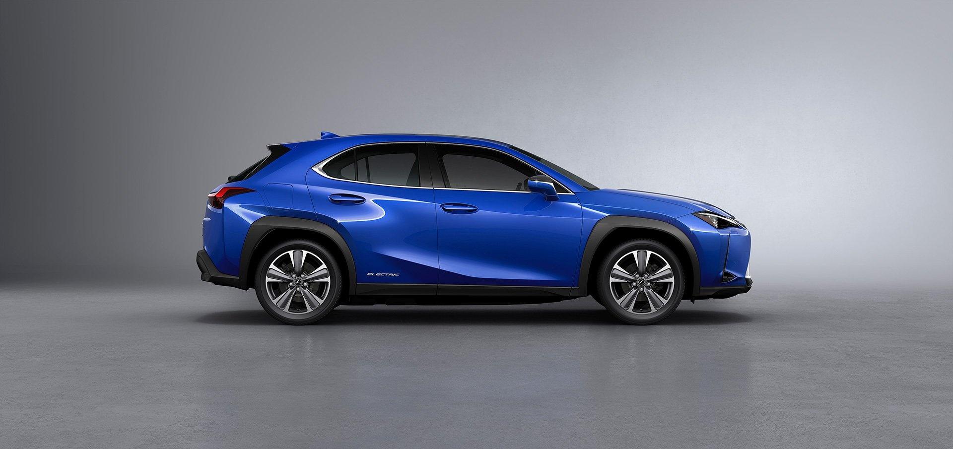 UX 300e - xe dien dau tien cua Lexus ra mat the gioi hinh anh 5