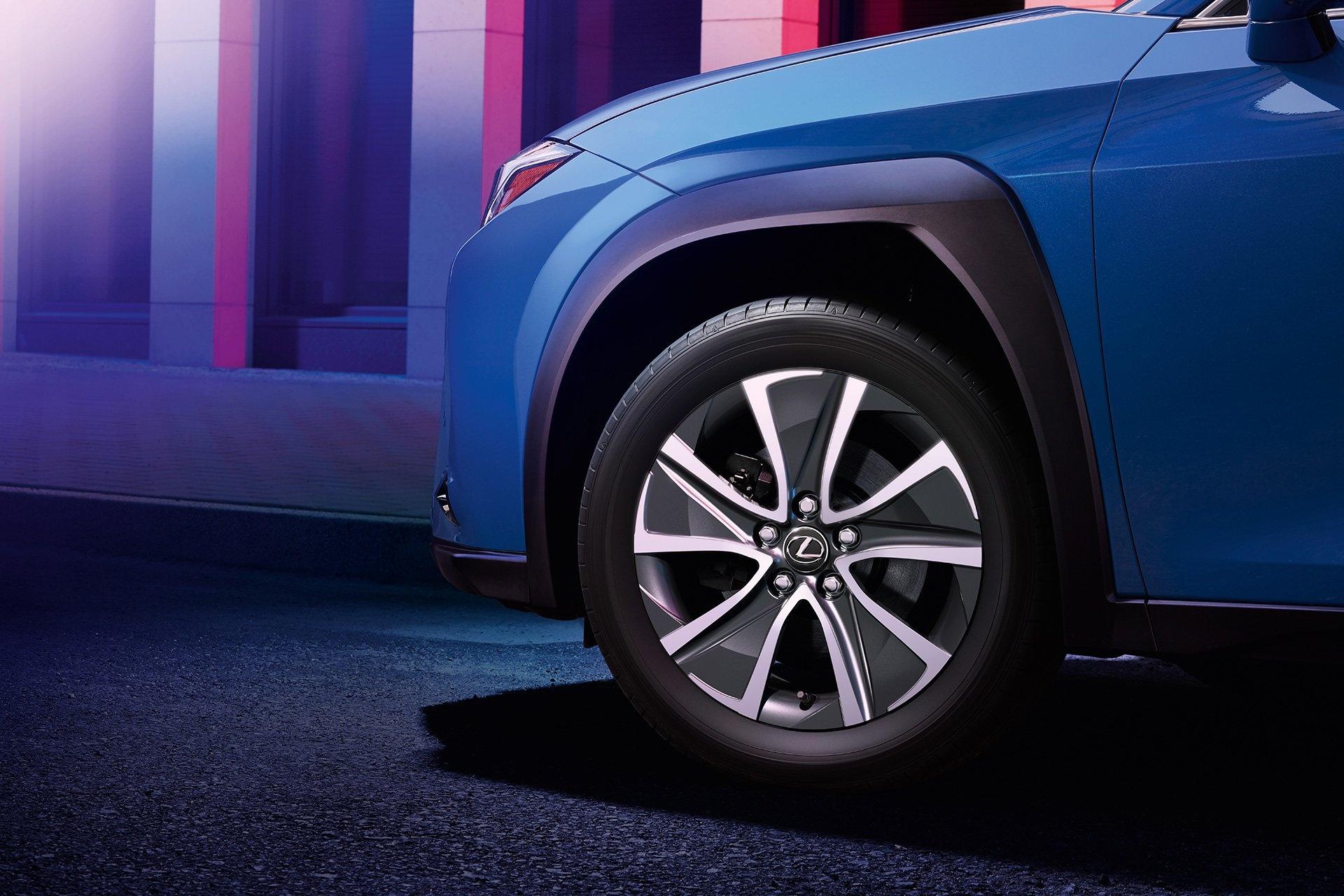 UX 300e - xe dien dau tien cua Lexus ra mat the gioi hinh anh 20