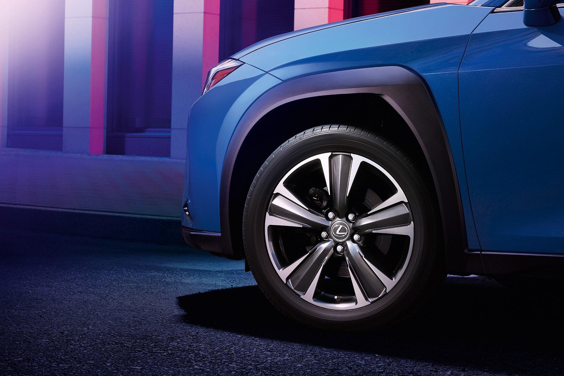 UX 300e - xe dien dau tien cua Lexus ra mat the gioi hinh anh 21