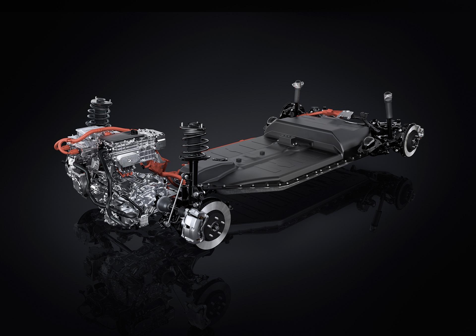 UX 300e - xe dien dau tien cua Lexus ra mat the gioi hinh anh 25