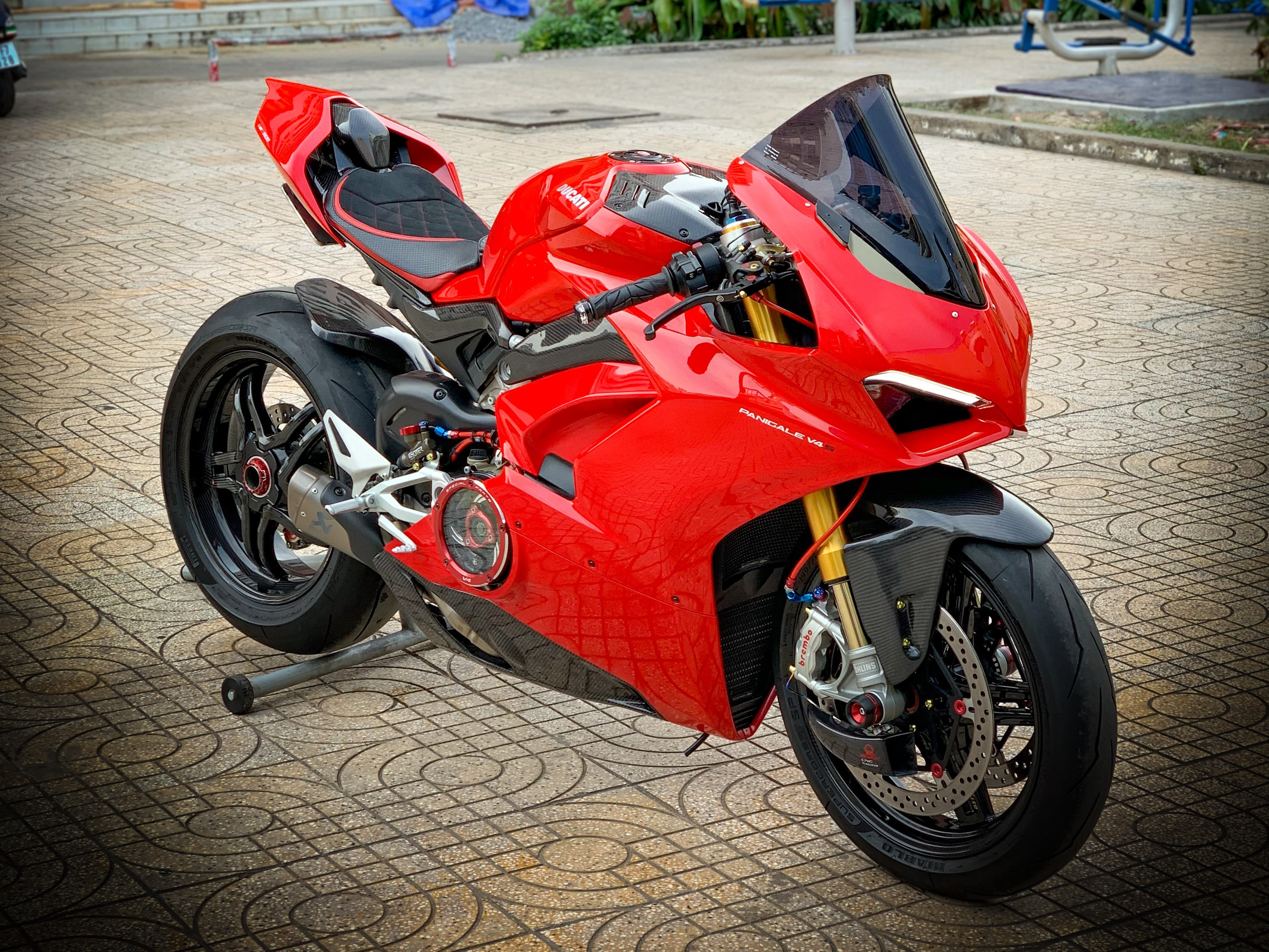 Moto tien ty Ducati Panigale V4 S voi goi do dat gia tai TP.HCM hinh anh 2 V4_7.jpeg