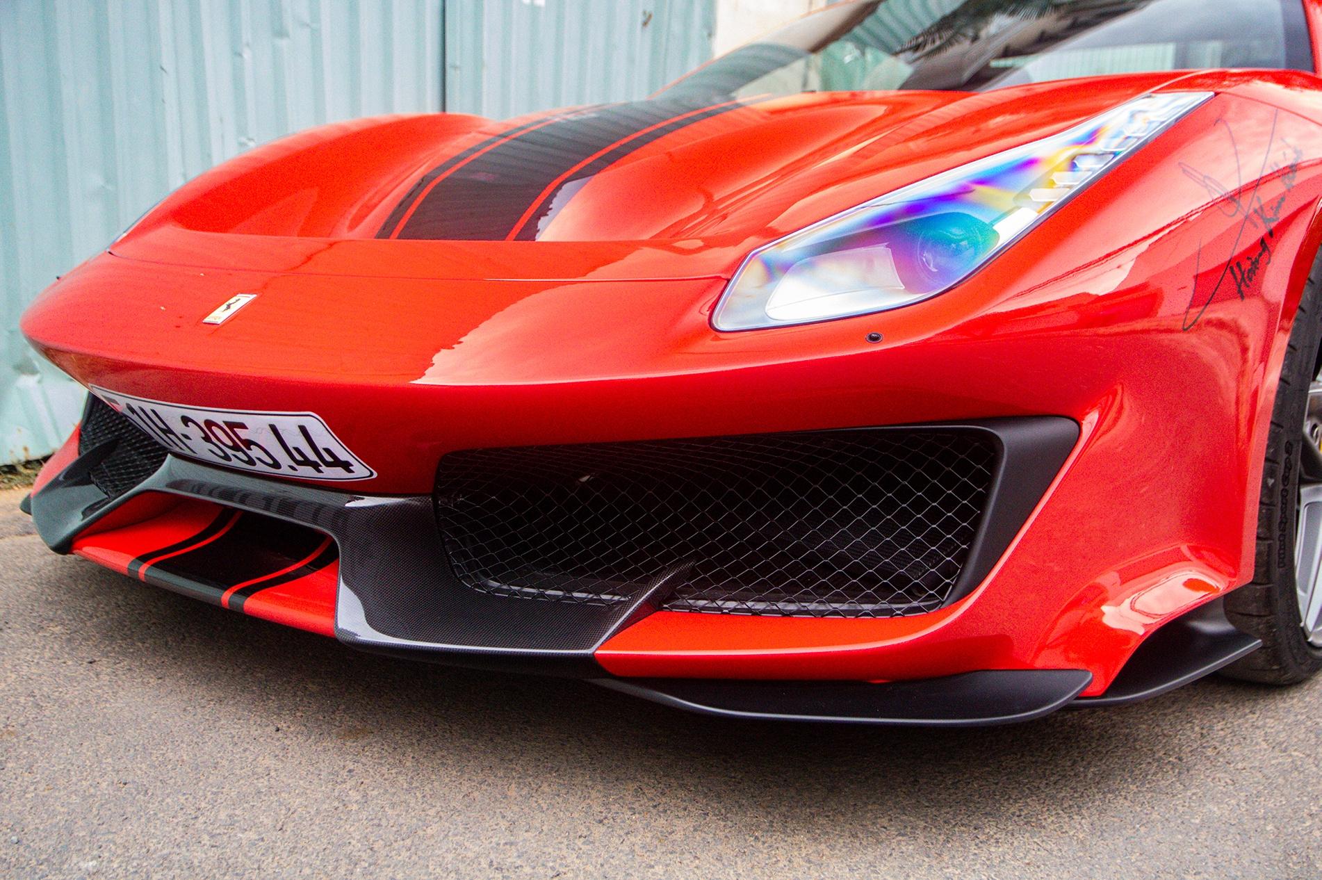 Ferrari 488 Pista Spider dau tien Viet Nam anh 11
