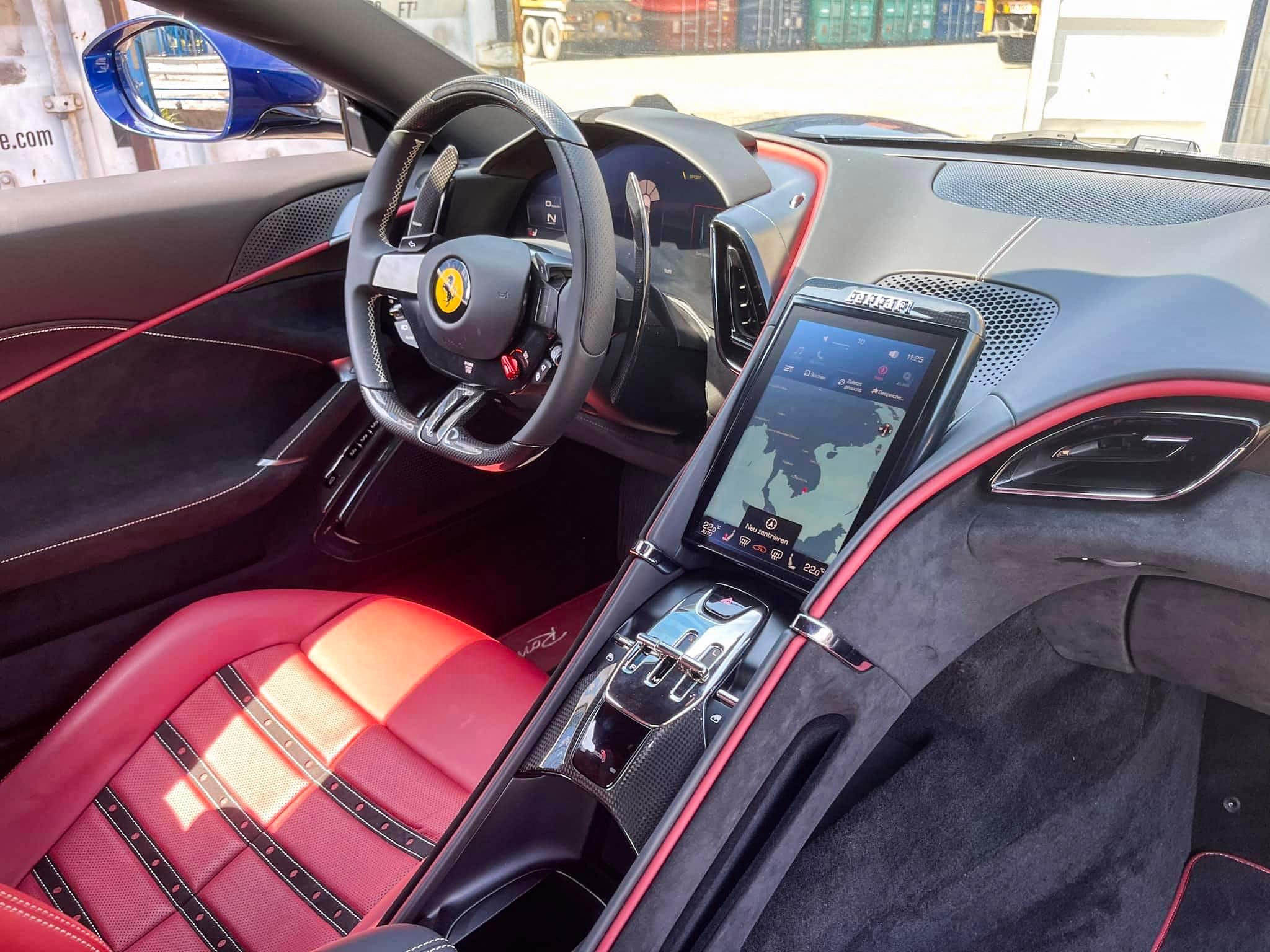 Ferrari Roma ve Viet Nam anh 5