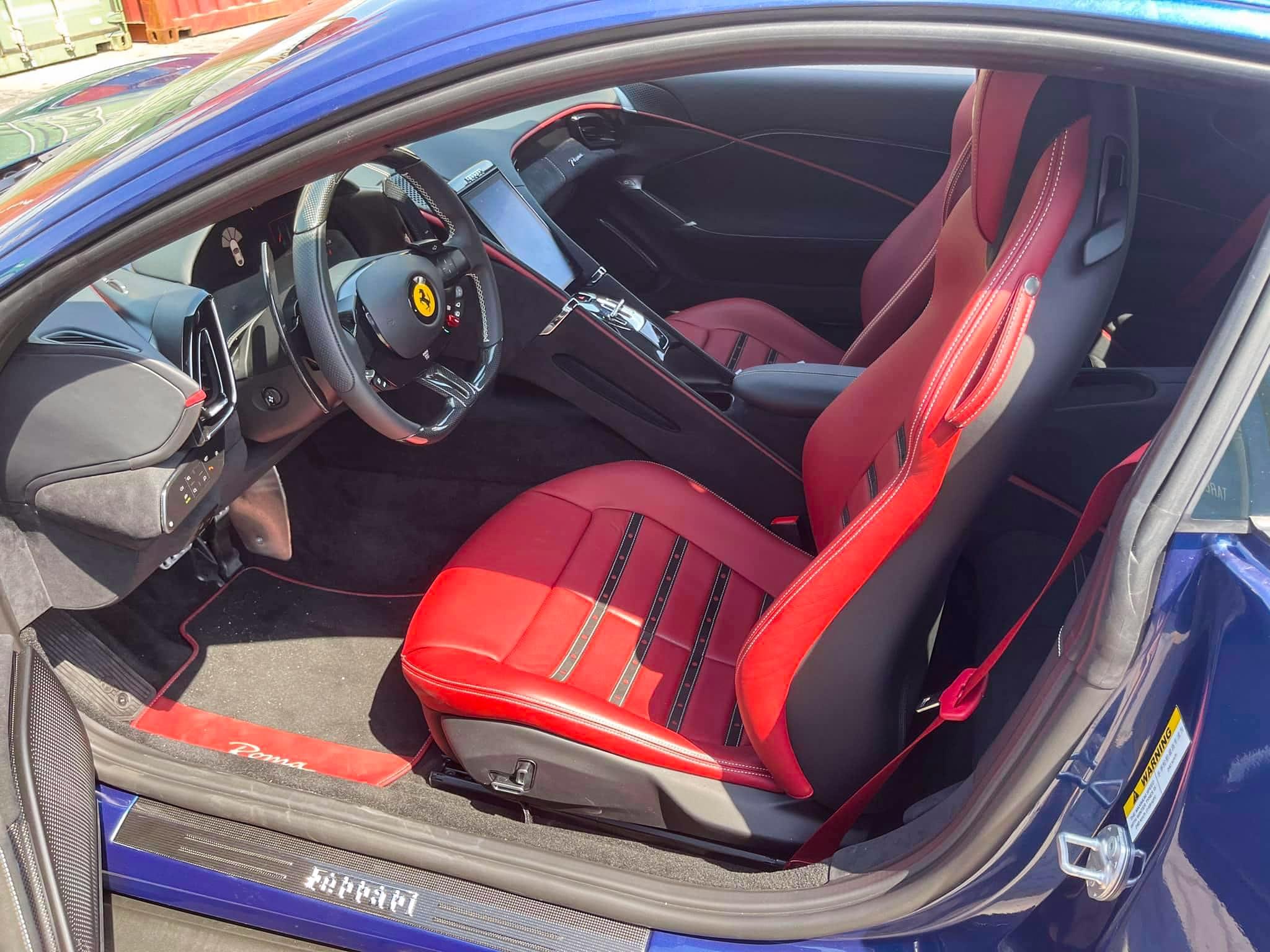 Ferrari Roma ve Viet Nam anh 7