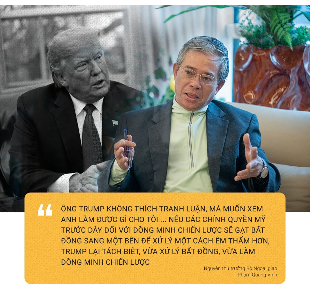 DS Pham Quang Vinh: 'Ta tiep can ong Trump qua rat nhieu nguon' hinh anh 5