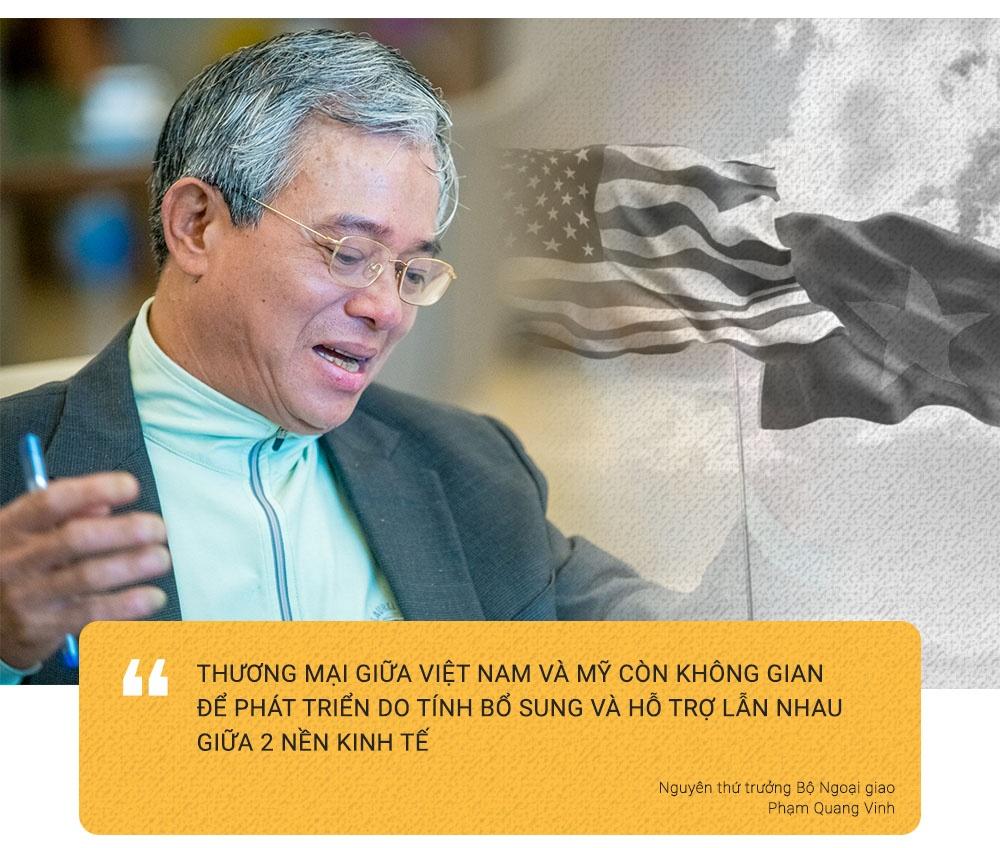 DS Pham Quang Vinh: 'Ta tiep can ong Trump qua rat nhieu nguon' hinh anh 10