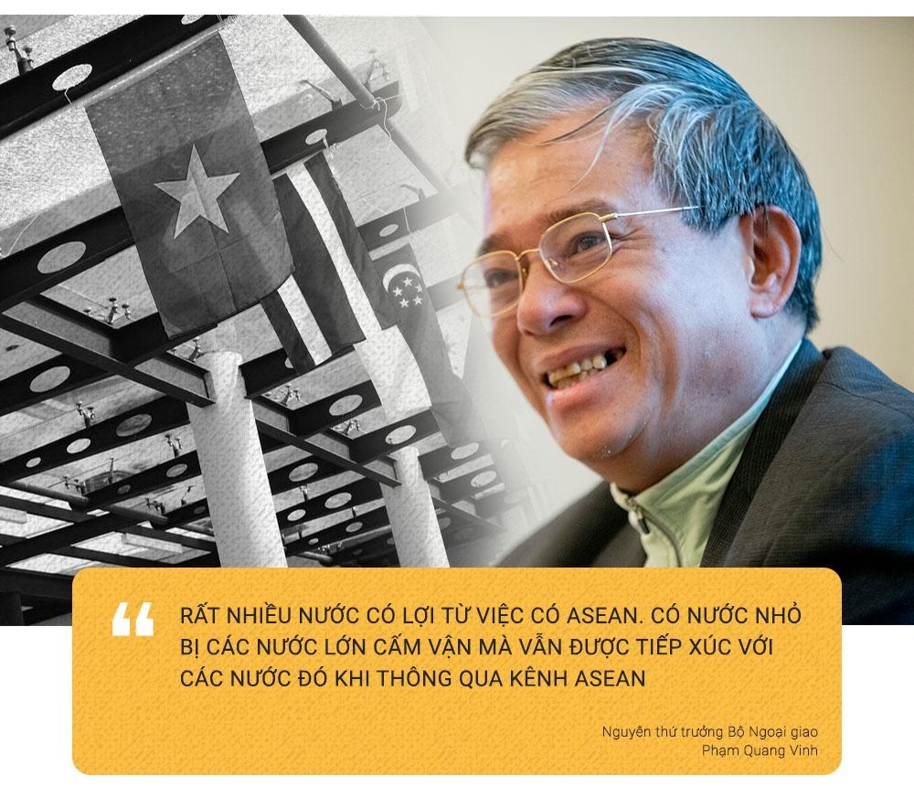 DS Pham Quang Vinh: 'Ta tiep can ong Trump qua rat nhieu nguon' hinh anh 15