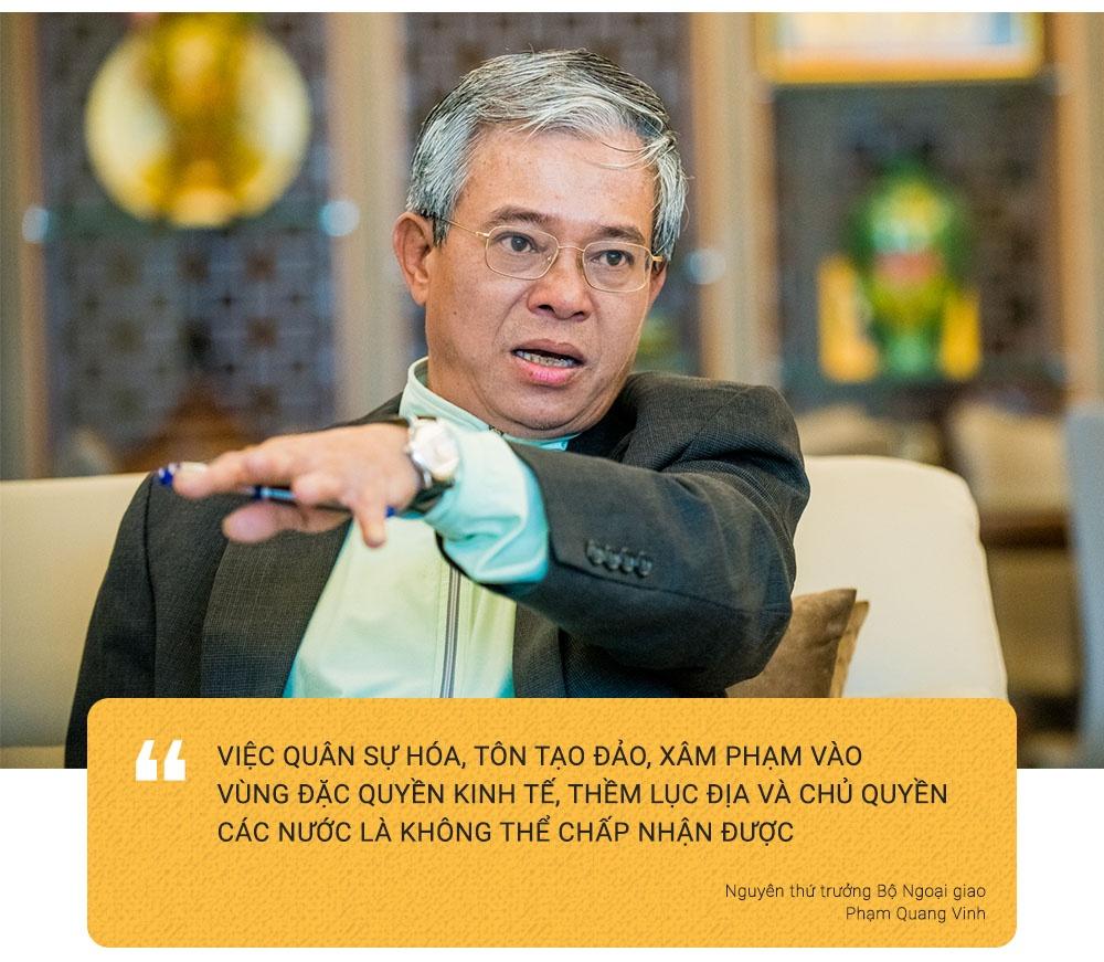 DS Pham Quang Vinh: 'Ta tiep can ong Trump qua rat nhieu nguon' hinh anh 20