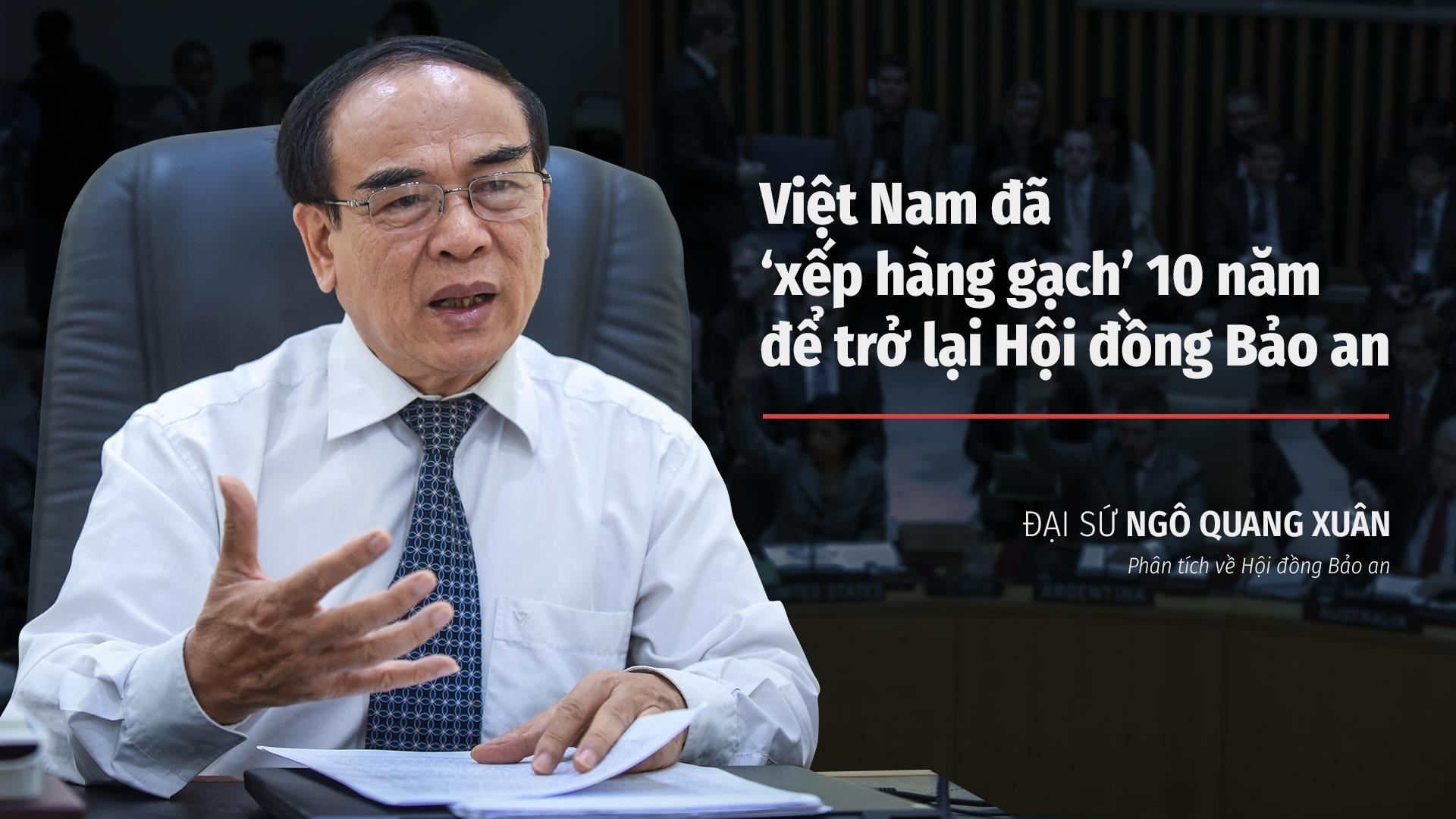 DS Ngo Quang Xuan: VN da van dong 10 nam de co ngay vao HDBA hom nay hinh anh 2