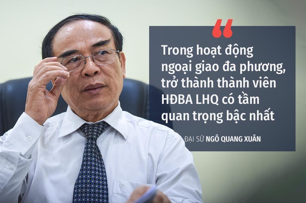 DS Ngo Quang Xuan: VN da van dong 10 nam de co ngay vao HDBA hom nay hinh anh 6
