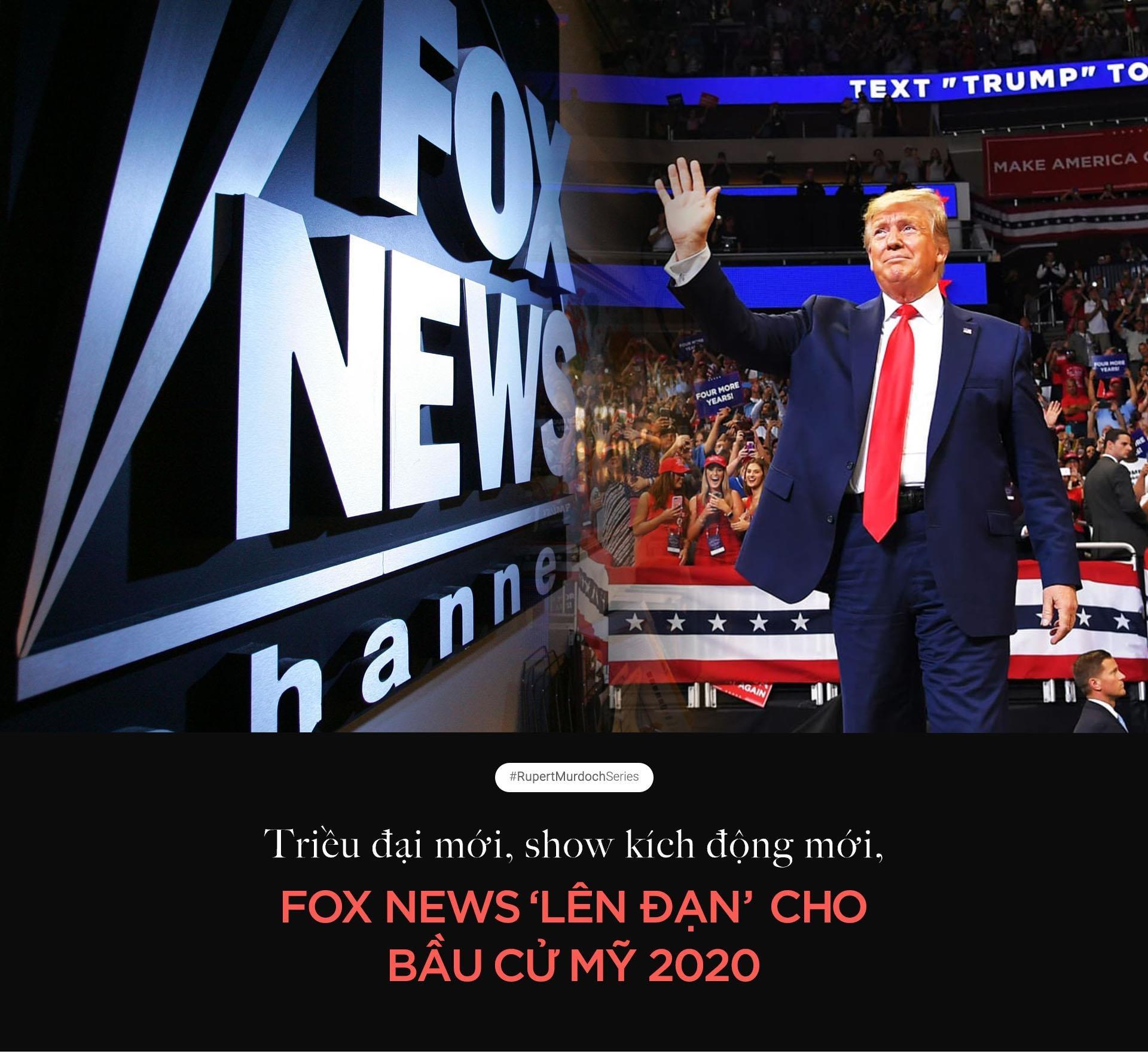 Fox News, trieu dai Murdoch len dan cho canh bac bau cu 2020 hinh anh 2