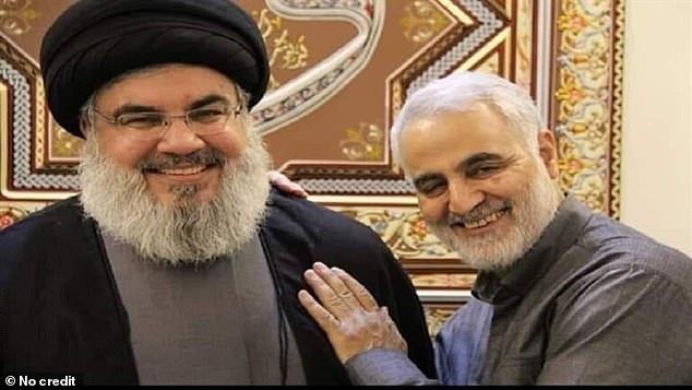 cang thang My Iran anh 8