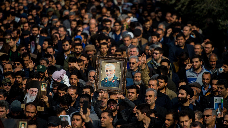 cang thang My Iran anh 1