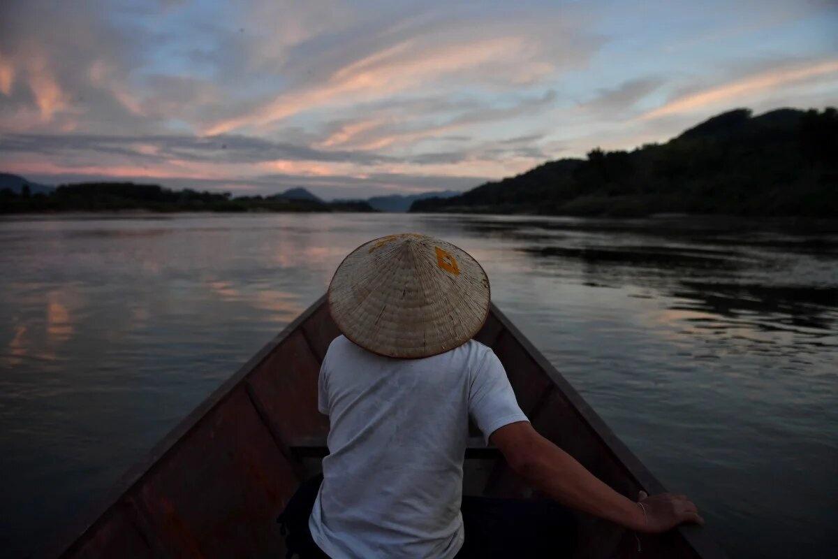dap thuy dien Trung Quoc tren song Mekong anh 1