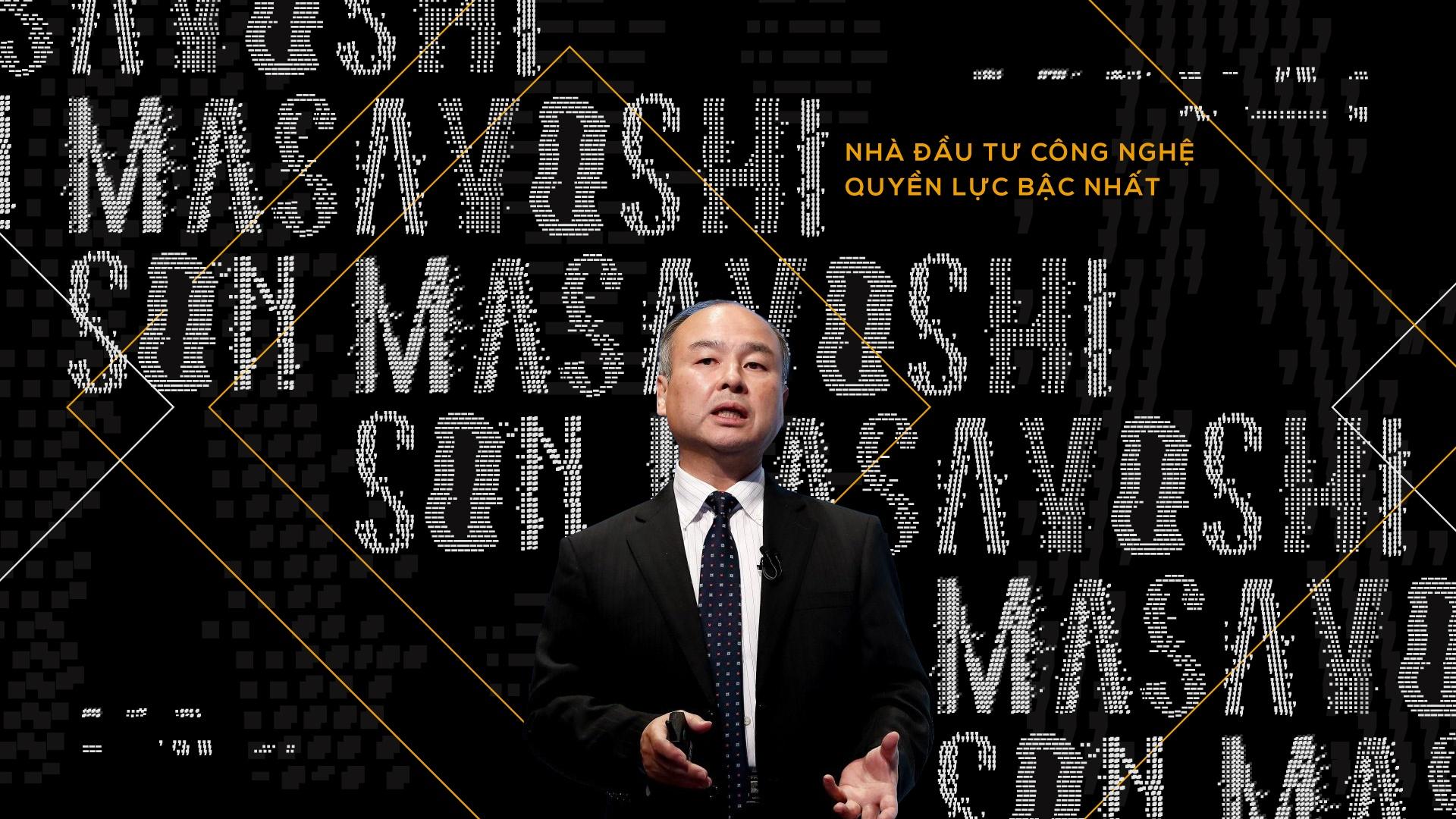 Masayoshi Son - ong trum dang sau nhung de che cong nghe hinh anh 2