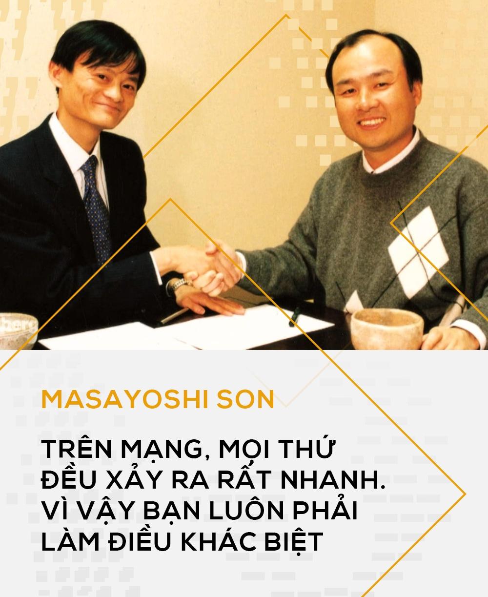 Masayoshi Son - ong trum dang sau nhung de che cong nghe hinh anh 13