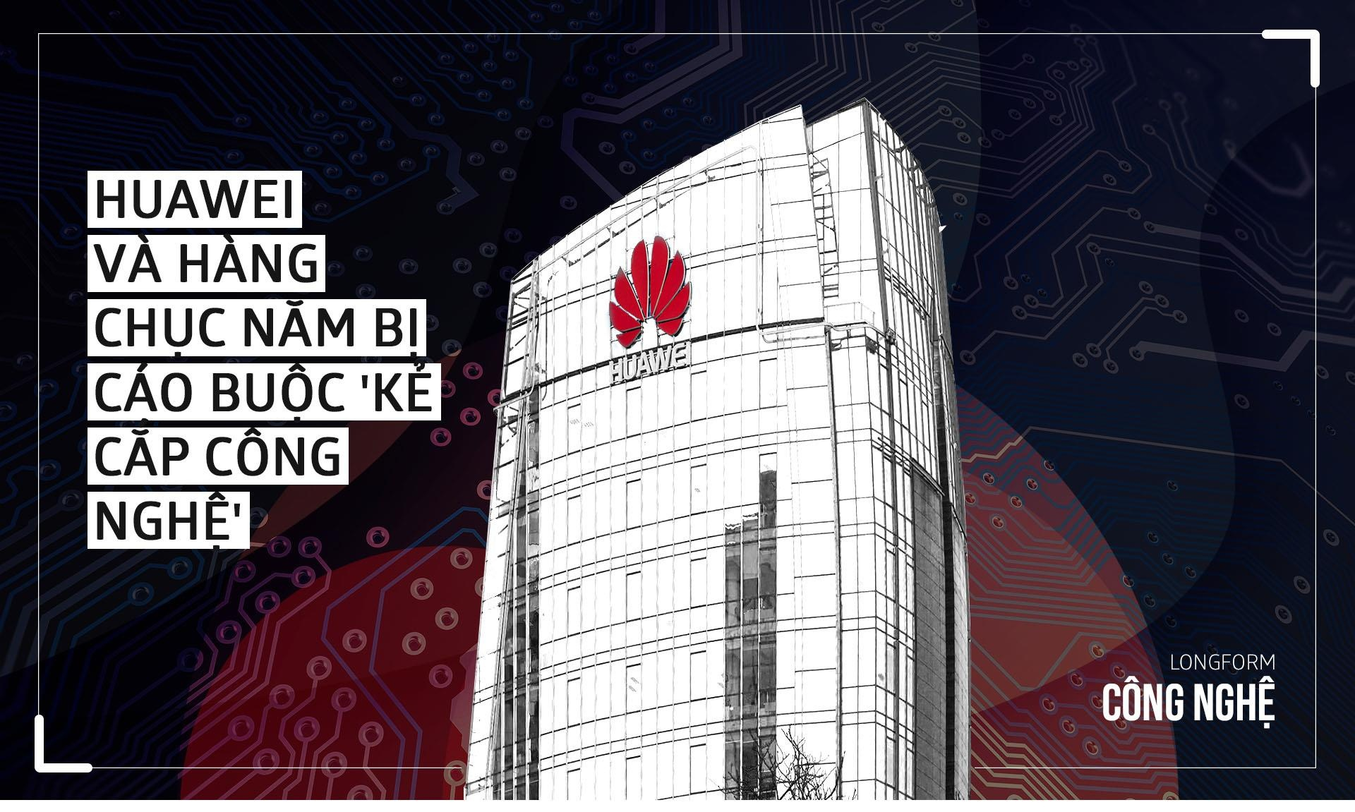 Day la cach Huawei thu thap cong nghe hang chuc nam qua hinh anh 2