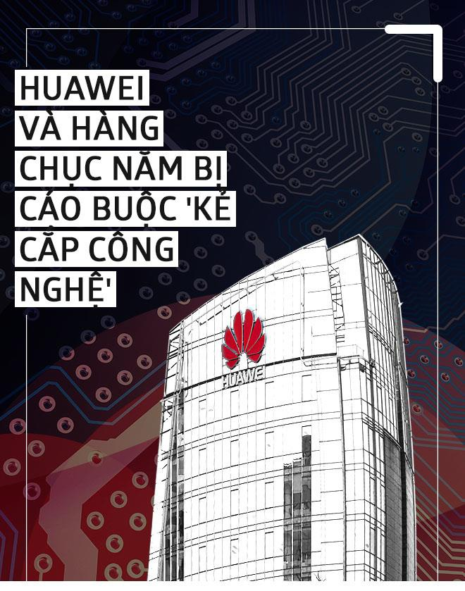 Day la cach Huawei thu thap cong nghe hang chuc nam qua hinh anh 1