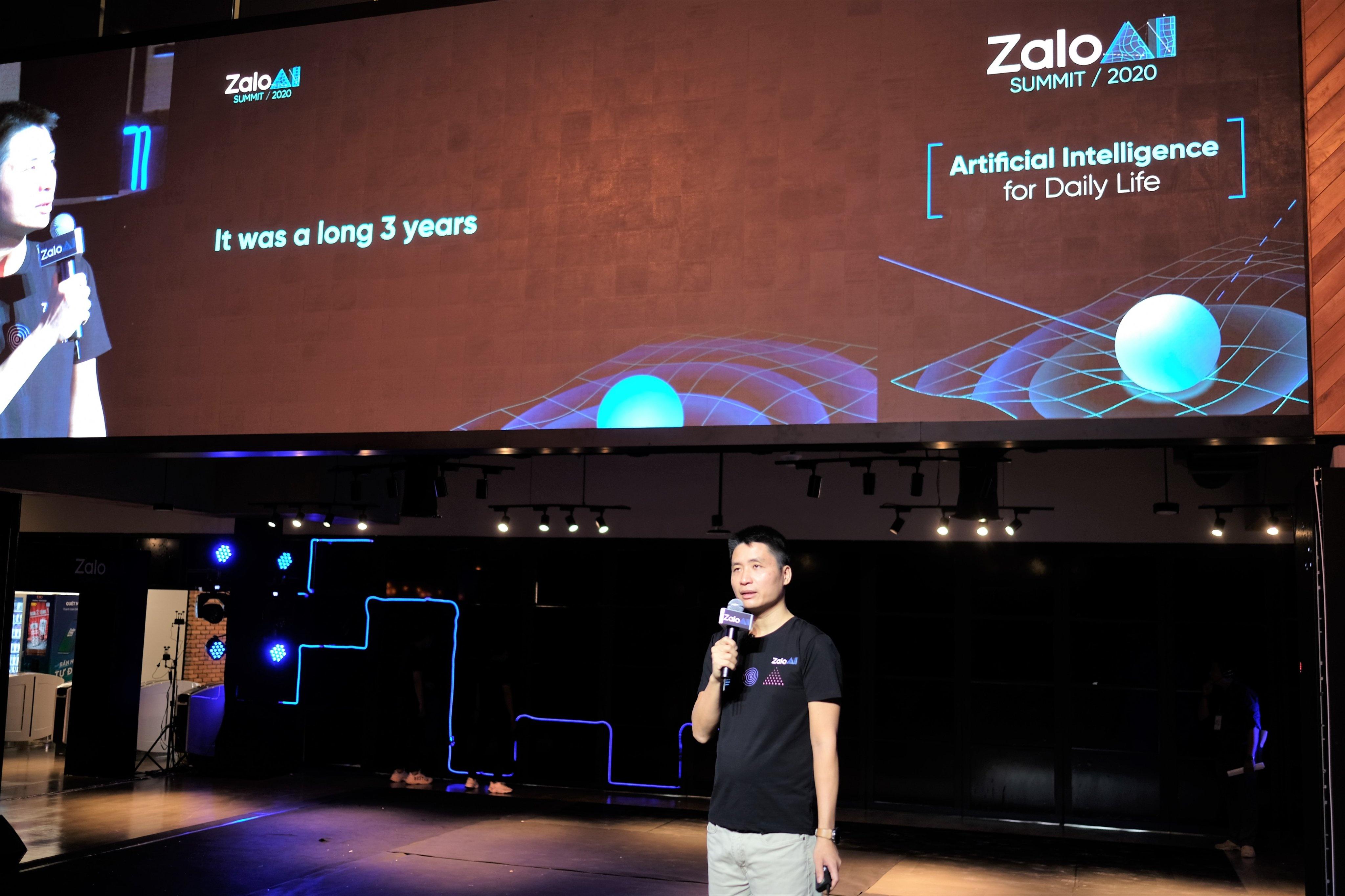 Zalo AI Summit 2020 anh 4